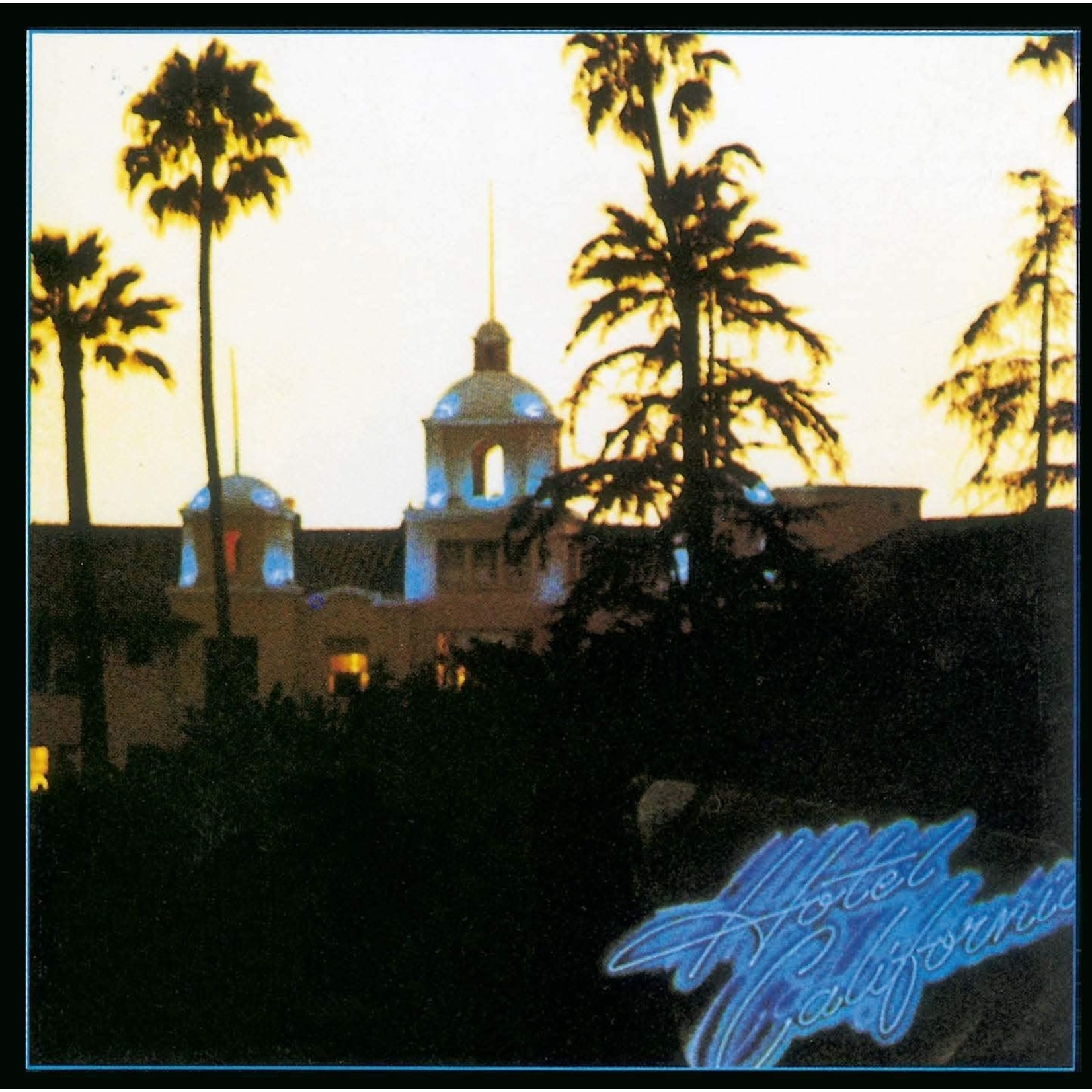 [Vintage] Eagles: Hotel California (with poster)