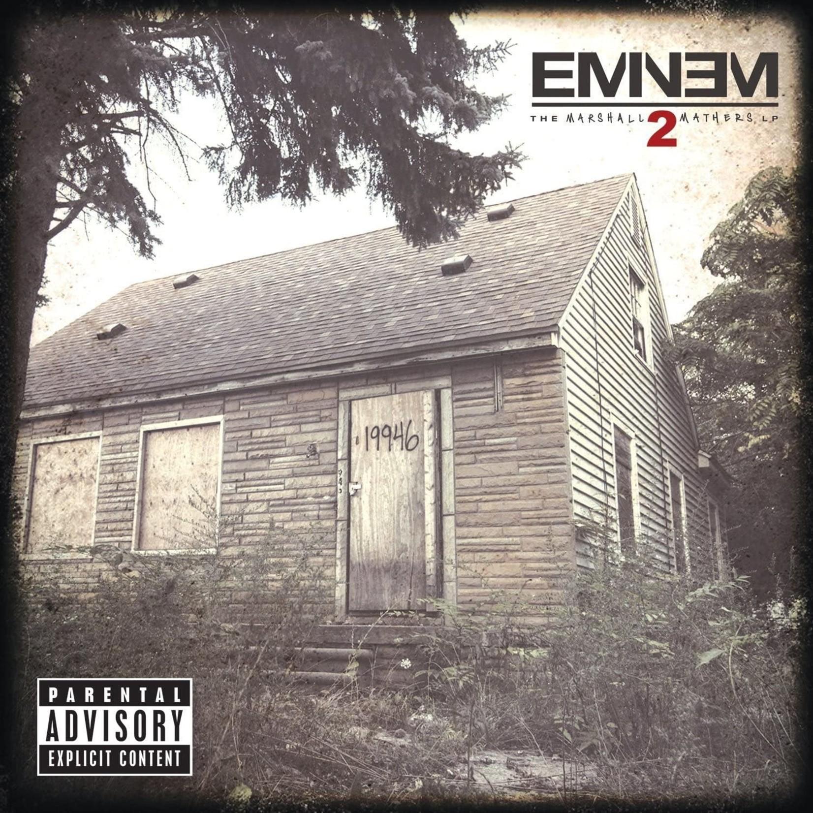 [New] Eminem: The Marshall Mathers LP 2 (2LP)