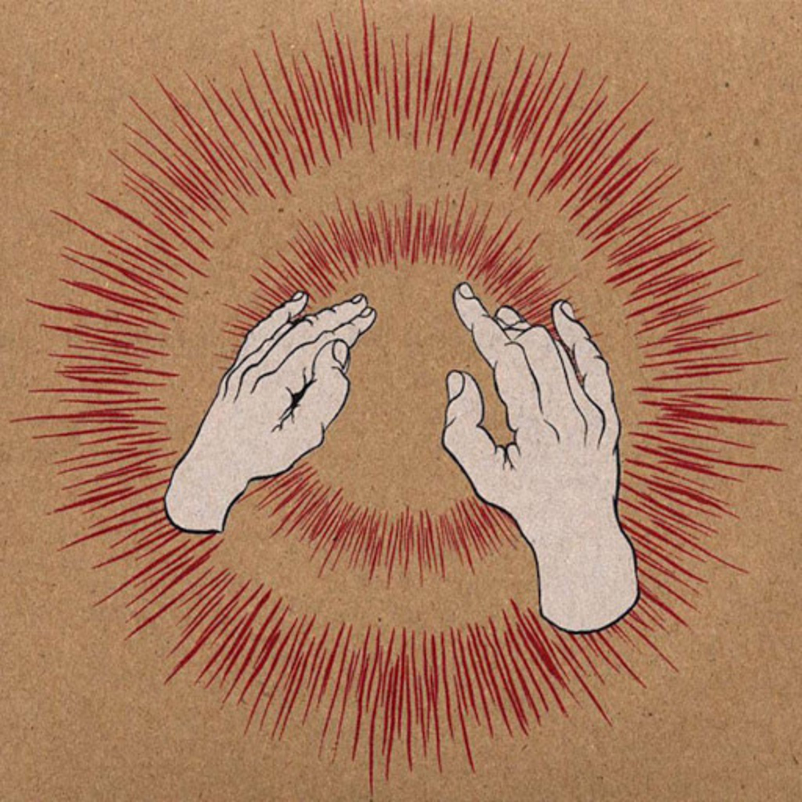 [New] Godspeed You! Black Emperor: Lift Your Skinny Fists Like Antennas To Heaven (2LP)