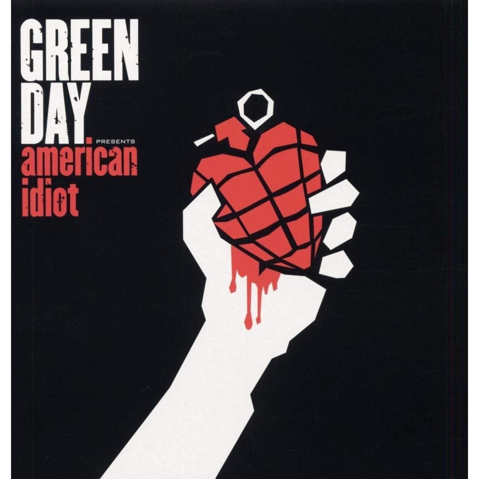 [New] Green Day: American Idiot (mixed colour vinyl)