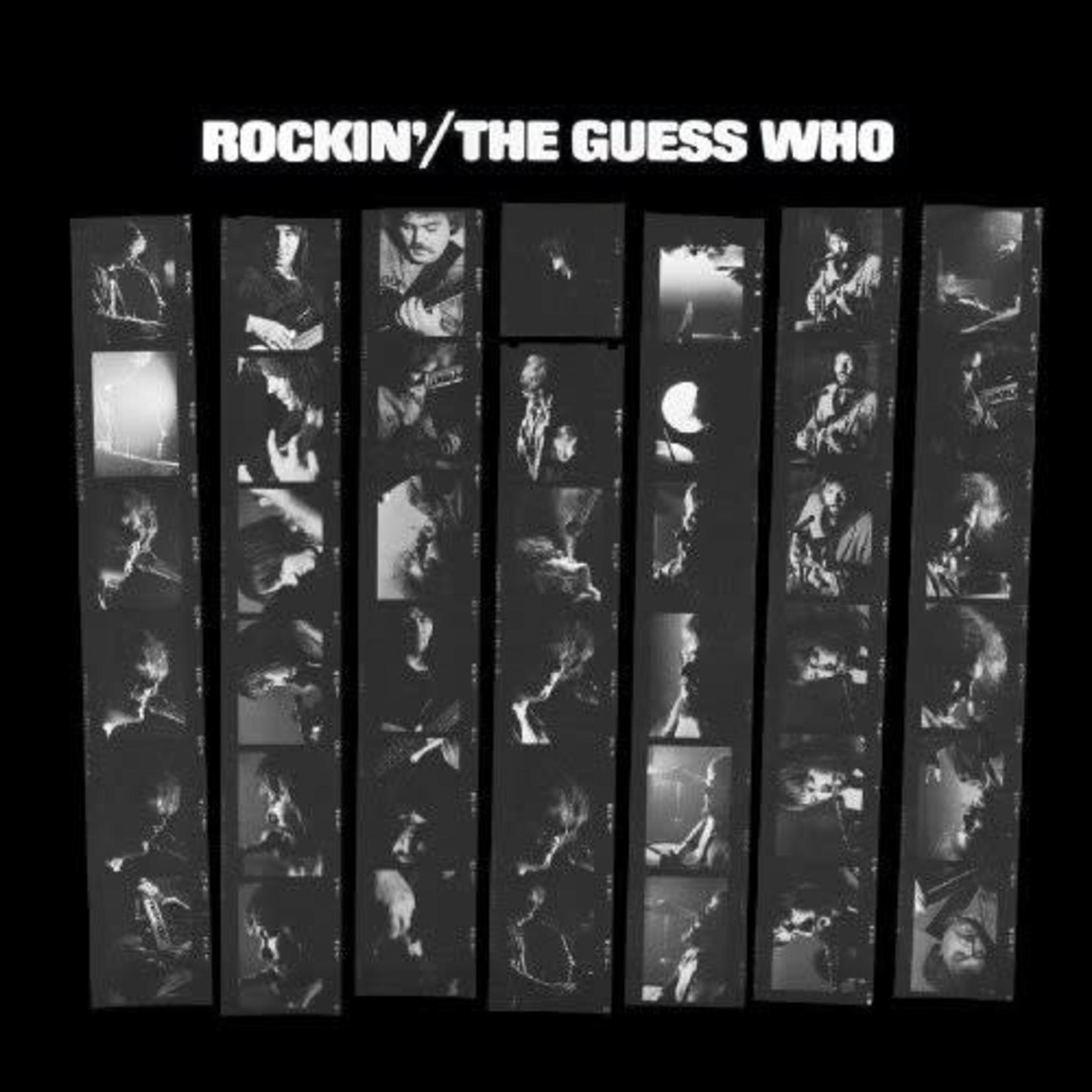 [Vintage] Guess Who: Rockin