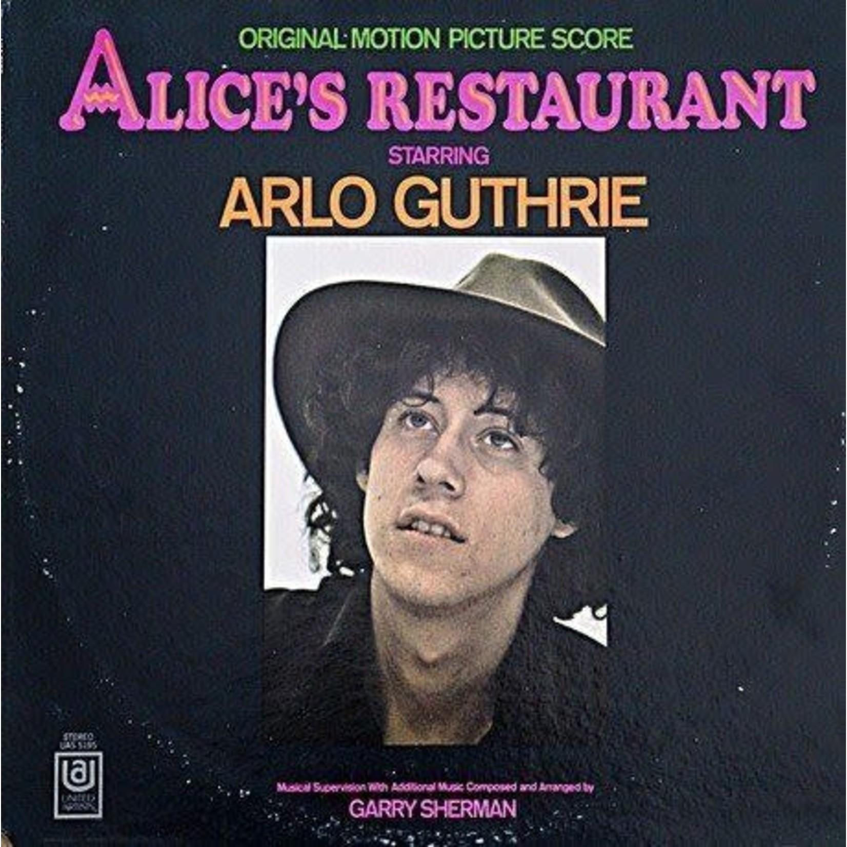 [Vintage] Guthrie, Arlo: Alice's Restaurant (Soundtrack)