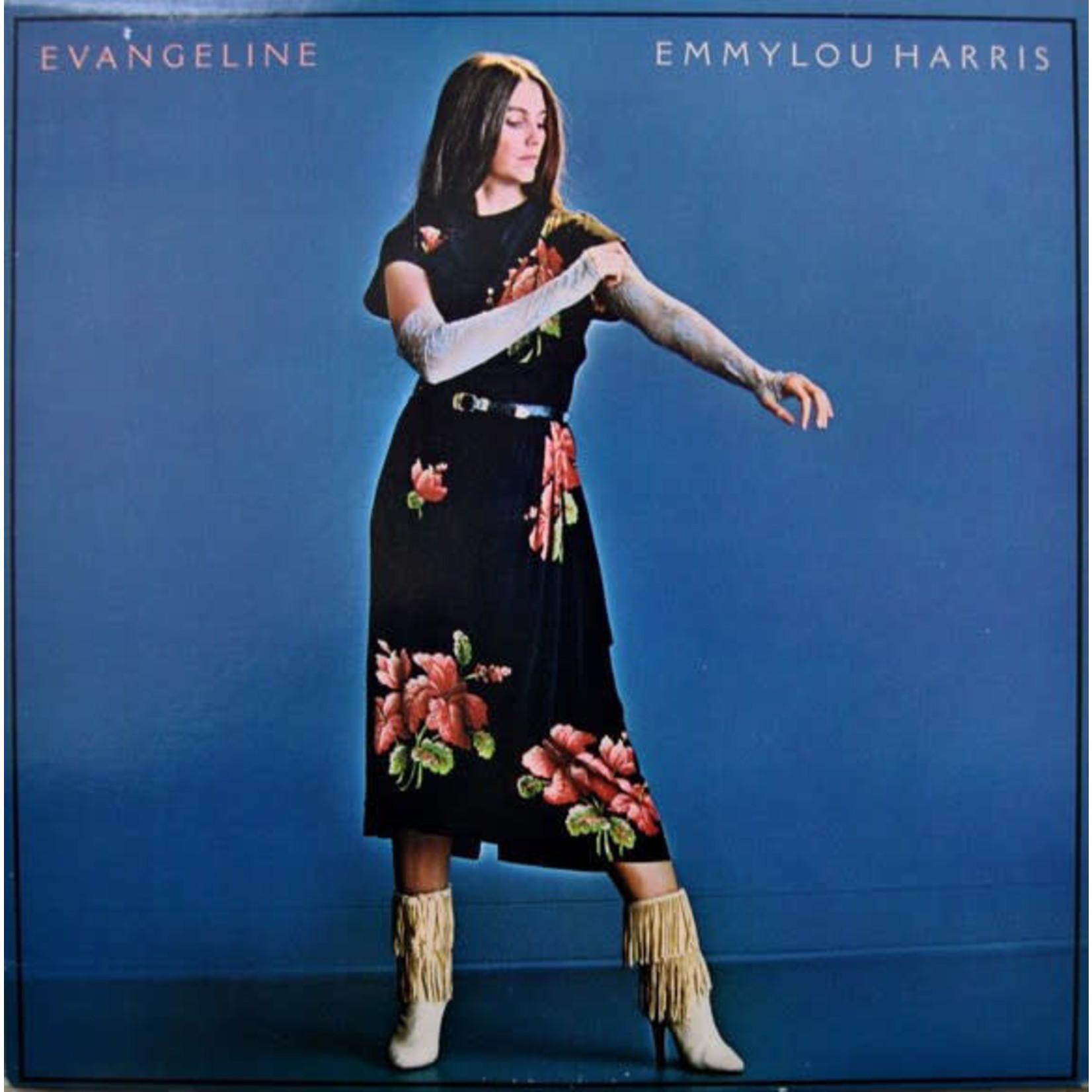 [Vintage] Harris, Emmylou: Evangeline