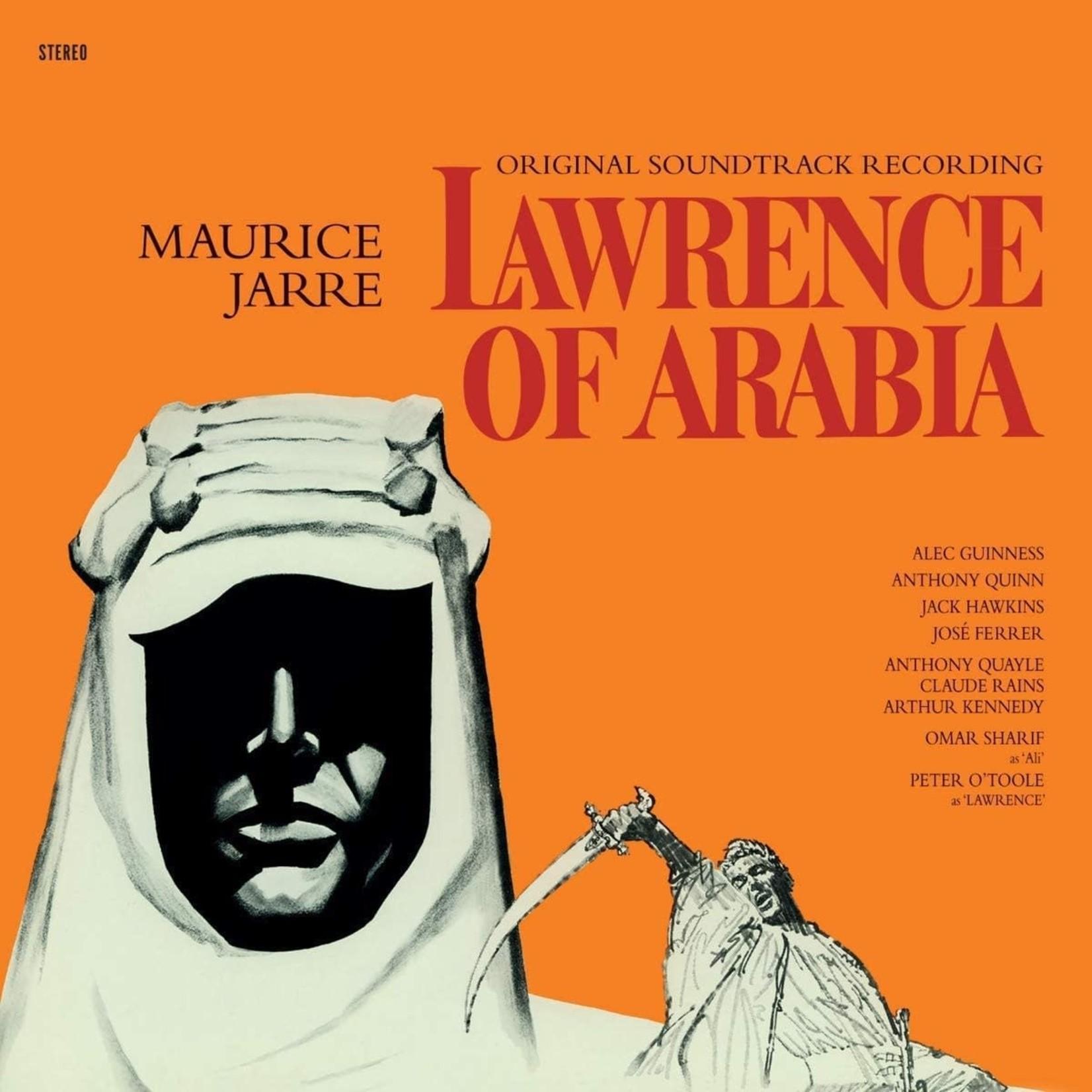 [Vintage] Jarre, Maurice: Lawrence of Arabia Motion Picture (Soundtrack)