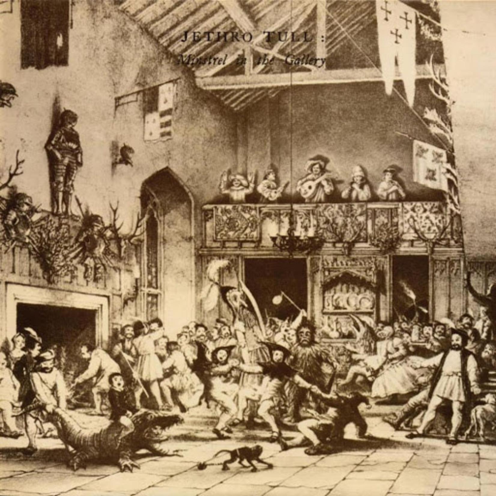 [Vintage] Jethro Tull: Minstrel in the Gallery