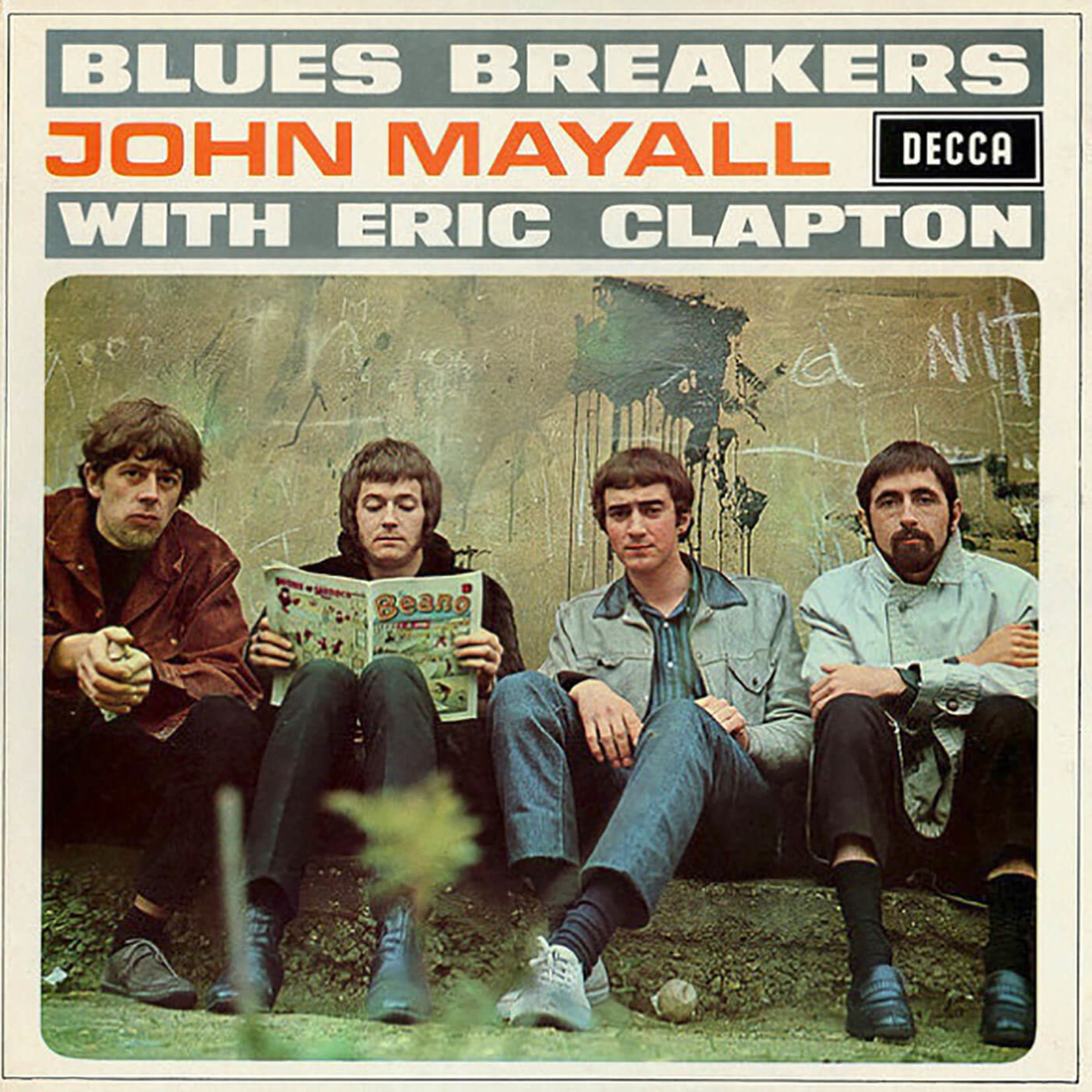 [New] Mayall, John & Blues Breakers: with Eric Clapton