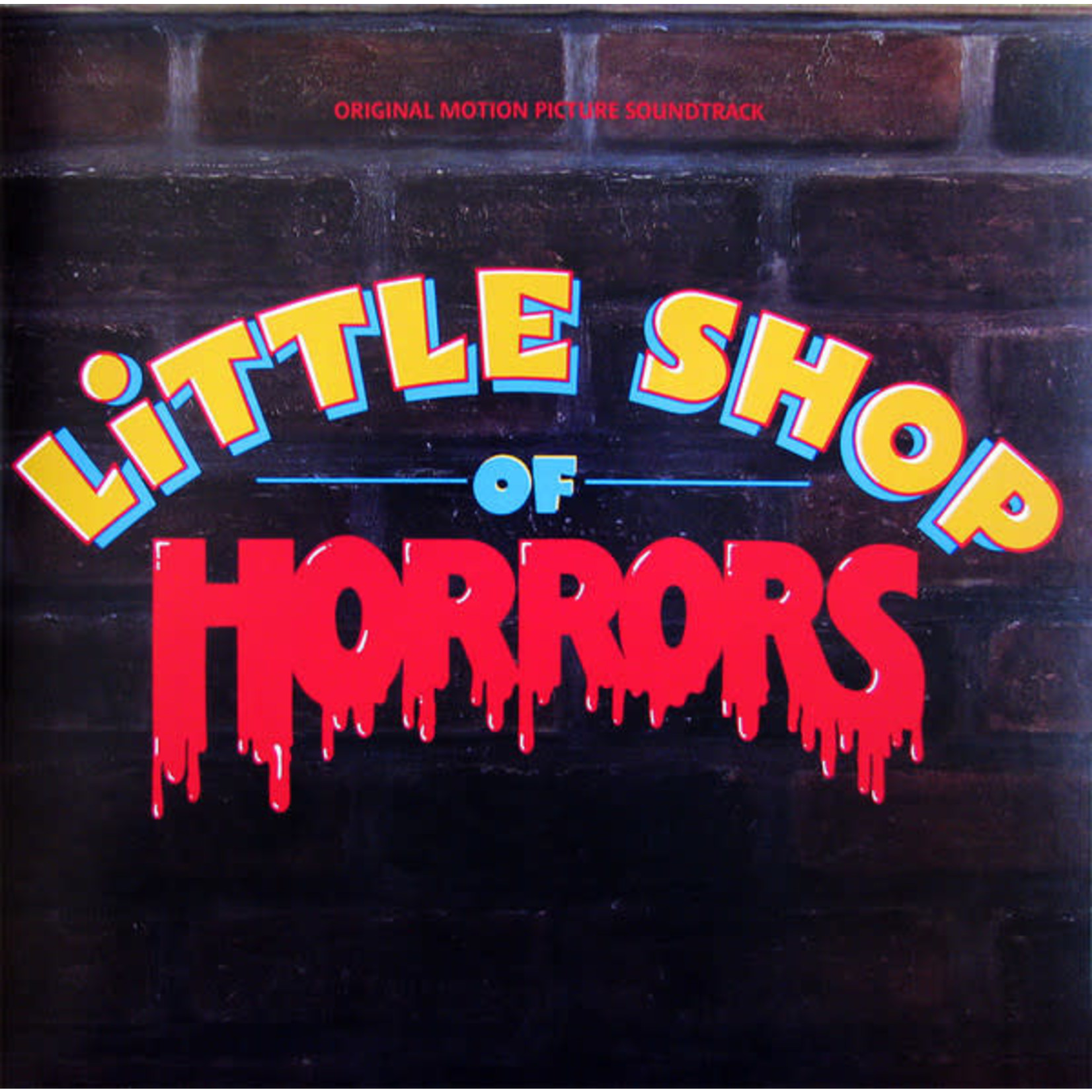 [Vintage] Menken, Alan & Howard Ashman: Little Shop of Horrors: (Soundtrack)