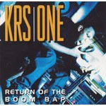 [New] KRS-One: Return Of The Boom Bap (2LP+7'', gold vinyl)