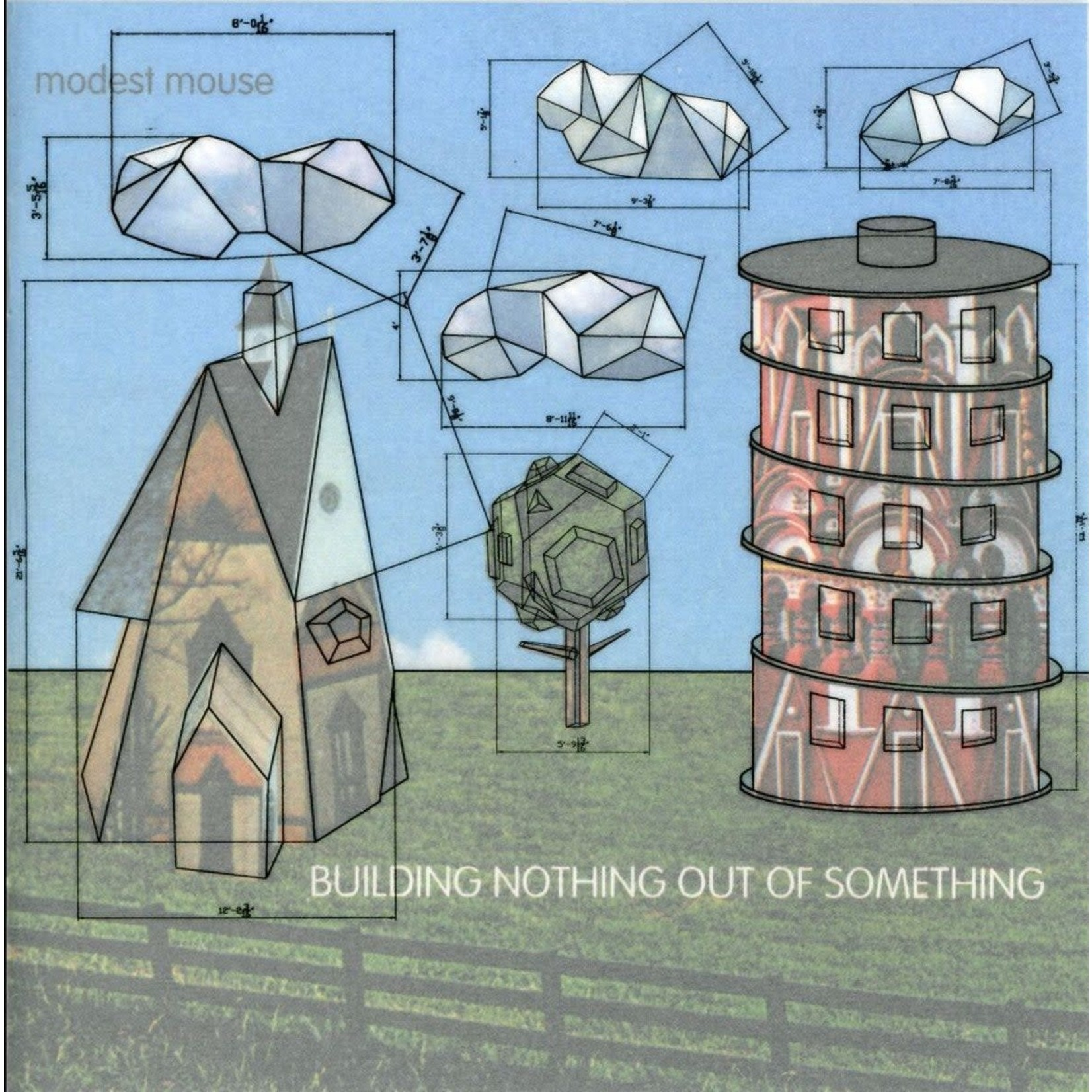 [New] Modest Mouse: Building Nothing Out Of Something