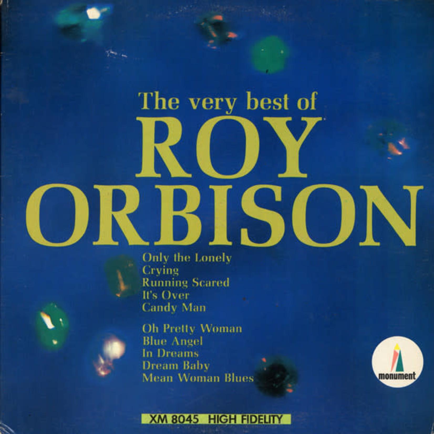 [Vintage] Orbison, Roy: Very Best Of...(Monument) 10 Tracks