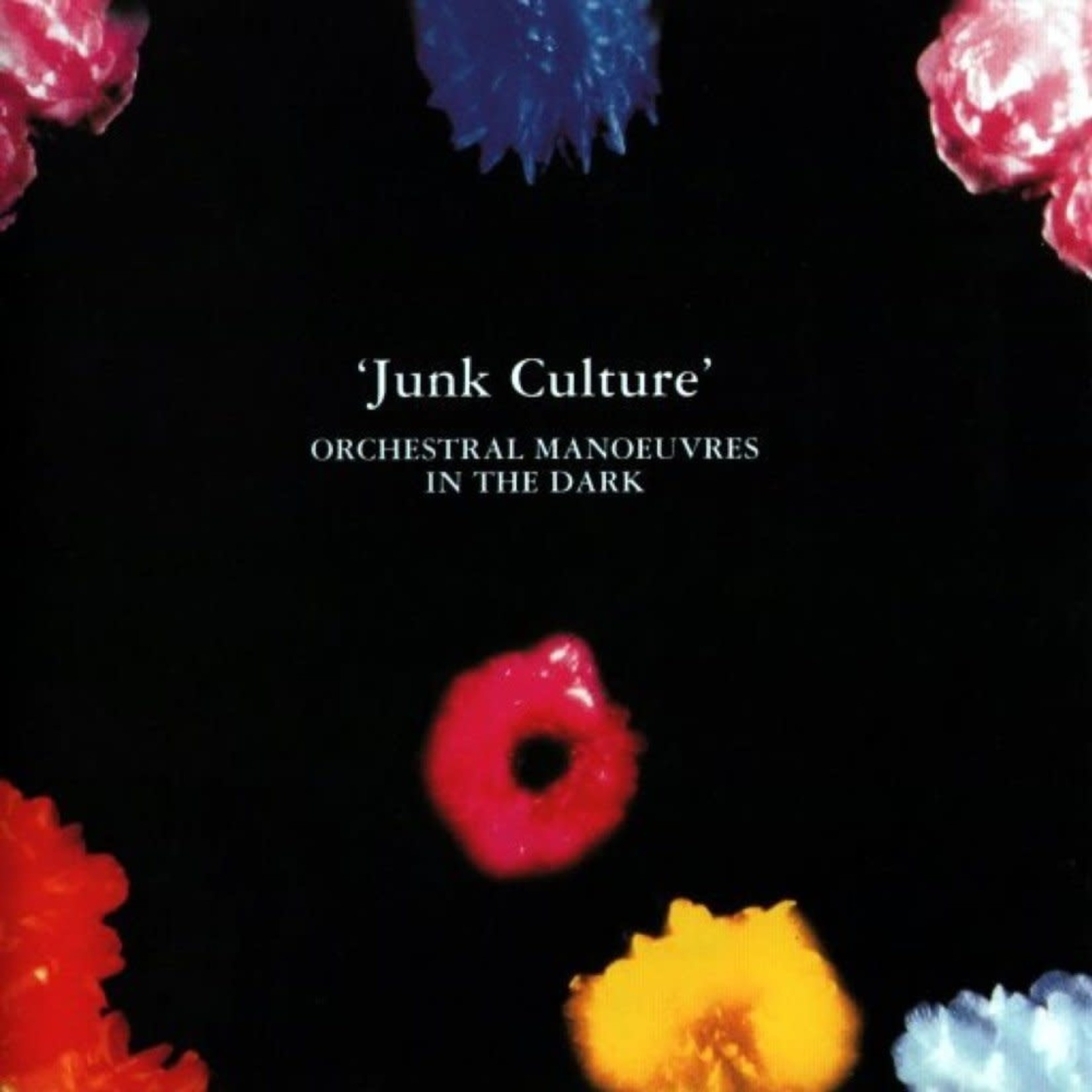 [Vintage] Orchestral Manoeuvres in the Dark: Junk Culture