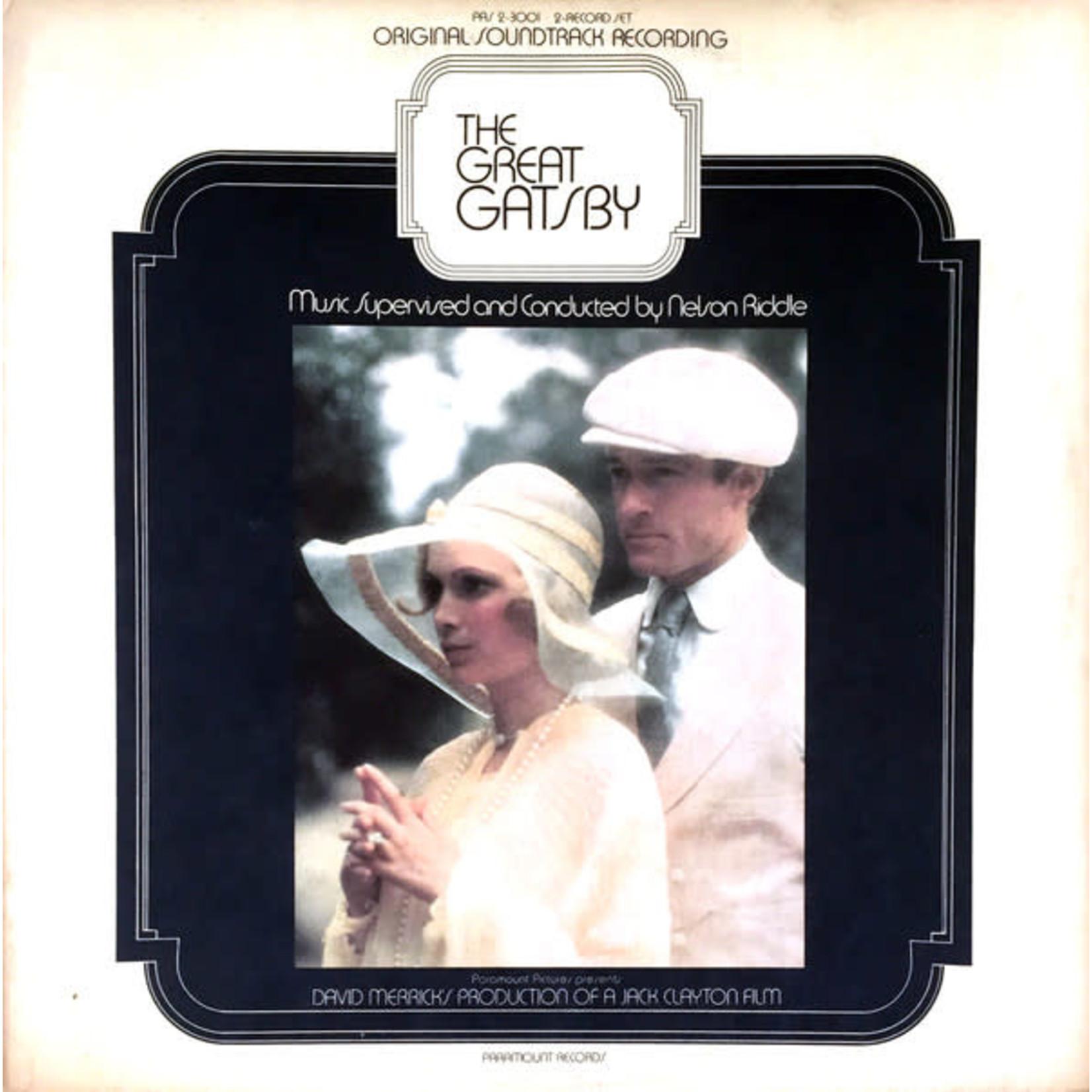 [Vintage] Riddle, Nelson: Great Gatsby (Soundtrack)
