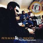[New] Rock, Pete & C.L. Smooth: The Main Ingredient (2LP, clear vinyl)