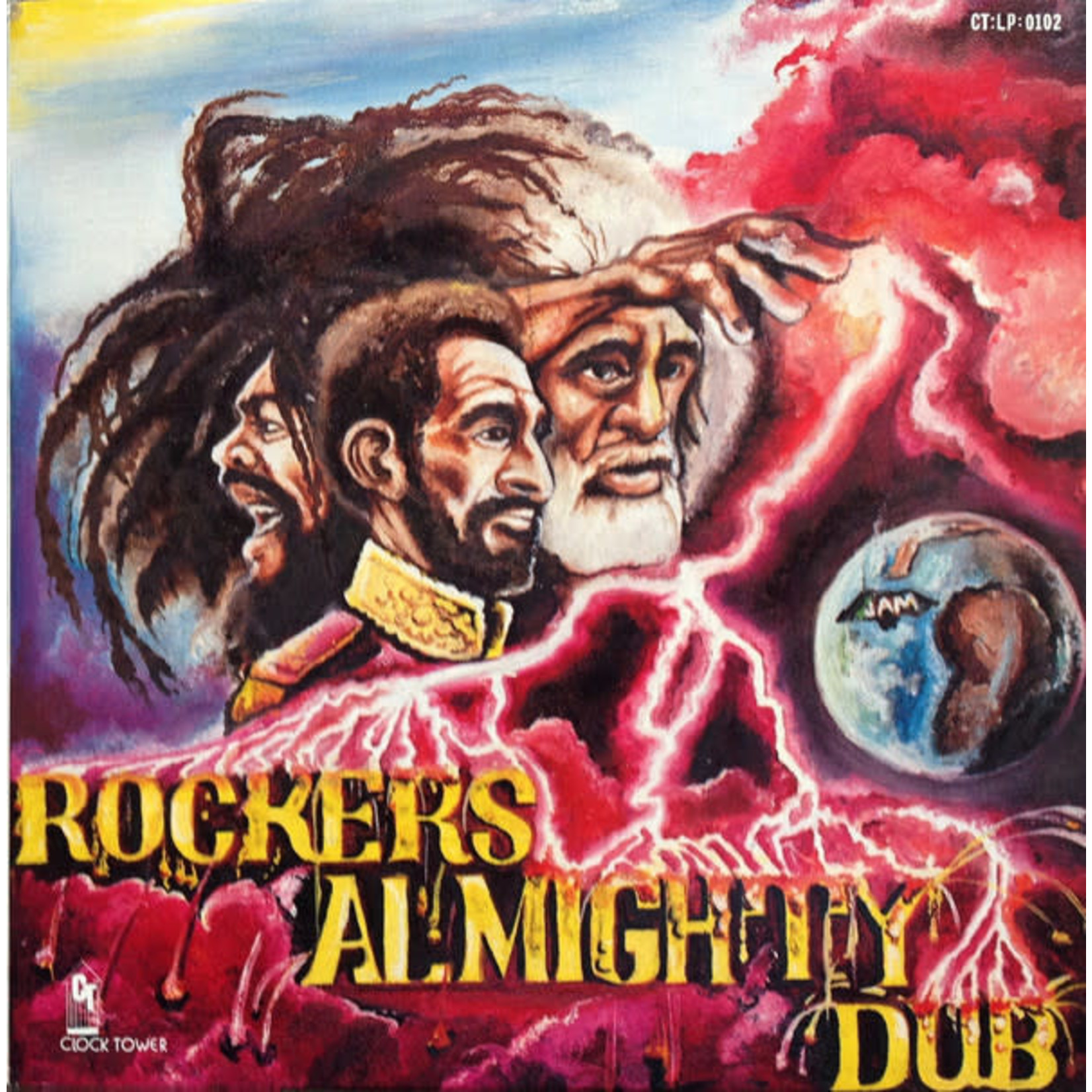 [New] Rockers: Almighty Dub