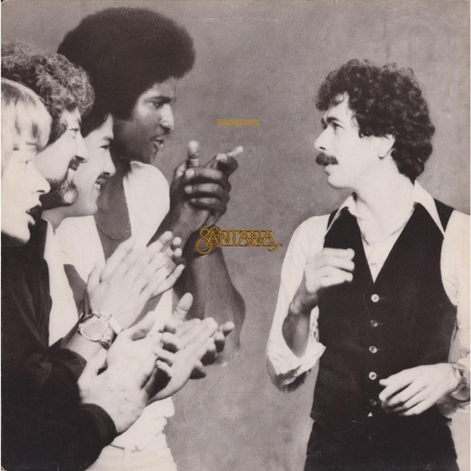 [Vintage] Santana: Inner Secrets