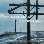 [New] Scofield, John & Pat Metheny: I Can See Your House From Here (2LP, 180g)