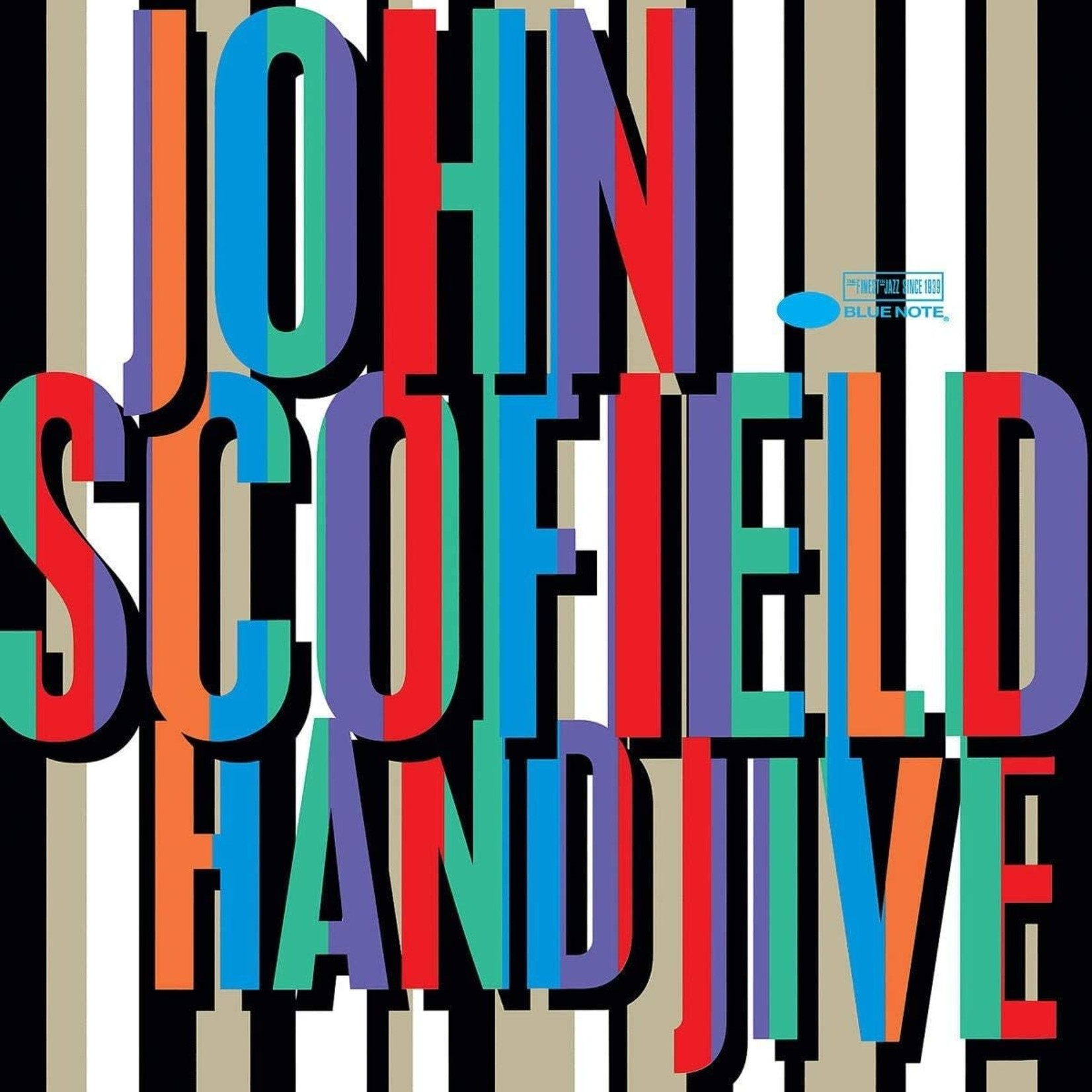 [New] Scofield, John: Hand Jive (Blue Note 80 Series) (2LP)