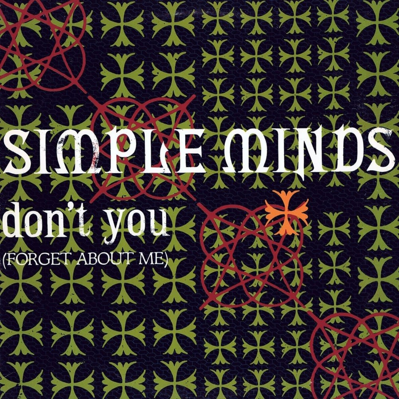 [Vintage] Simple Minds: Don't You (Forget About Me) (12'')