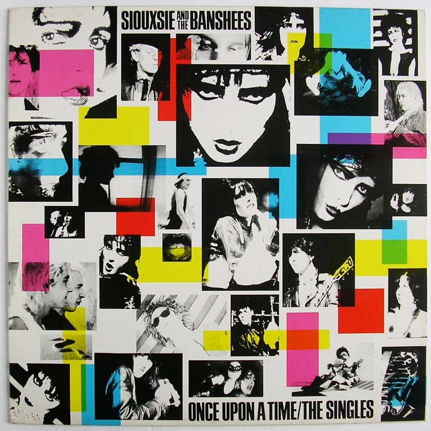 [Vintage] Siouxsie & the Banshees: Once Upon a Time/The Singles