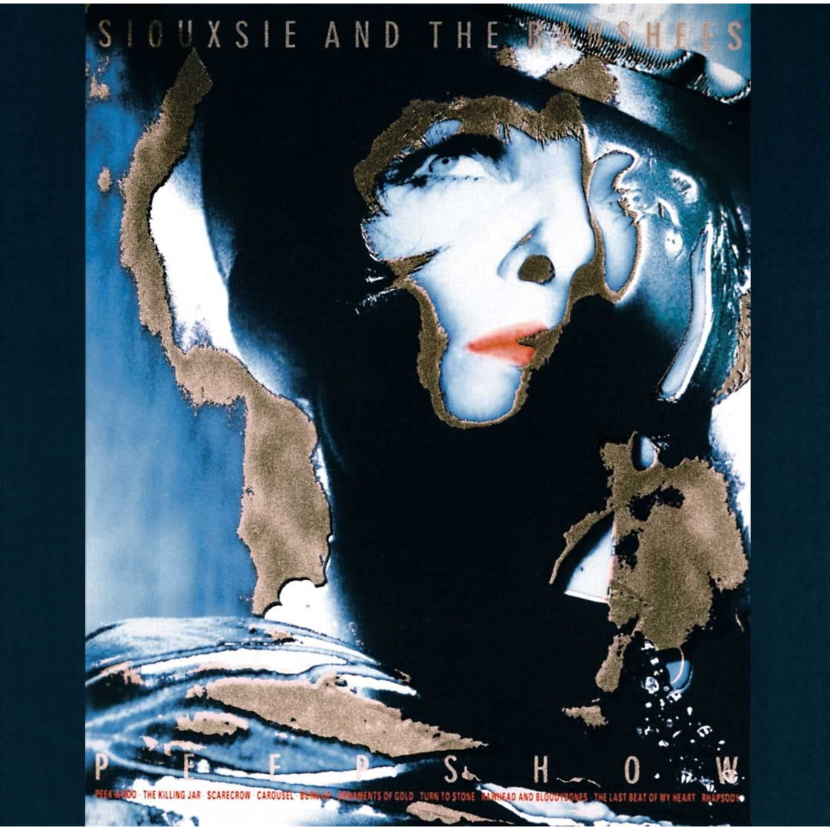 [New] Siouxsie & the Banshees: Peepshow