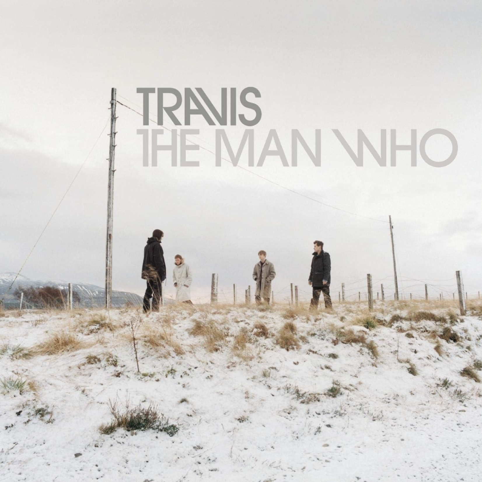[New] Travis: The Man Who