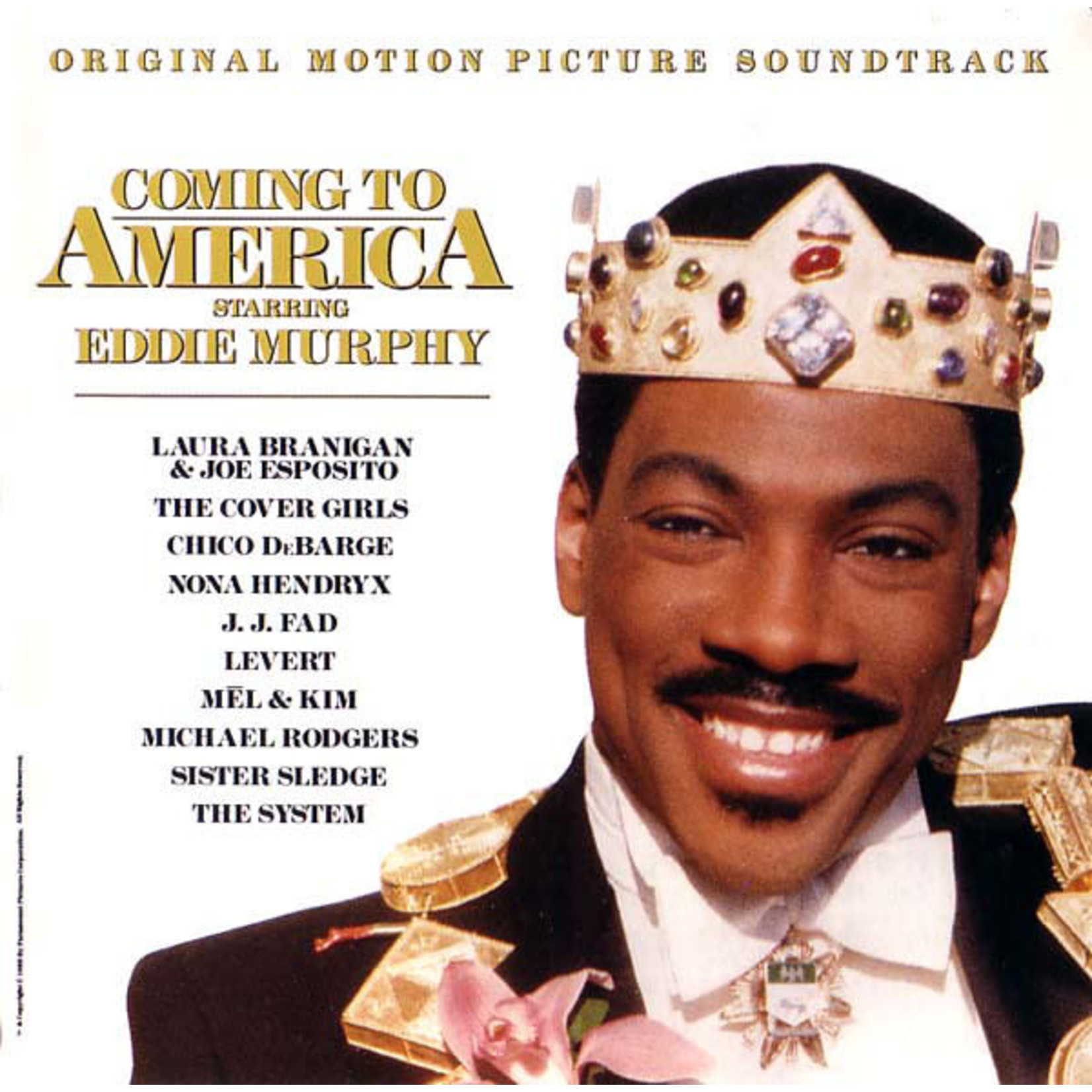 [Vintage] Various: Coming to America (Soundtrack)