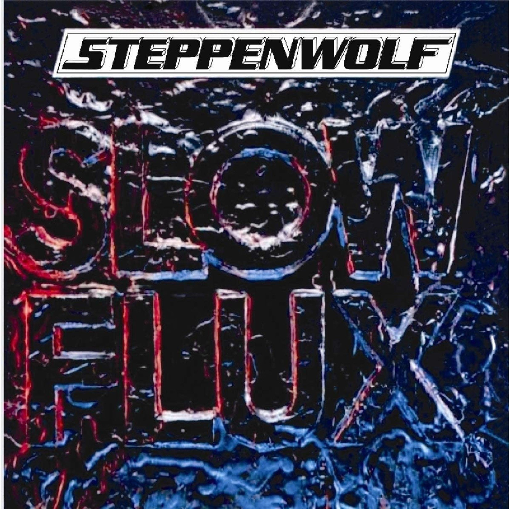 [Vintage] Steppenwolf: Slow Flux