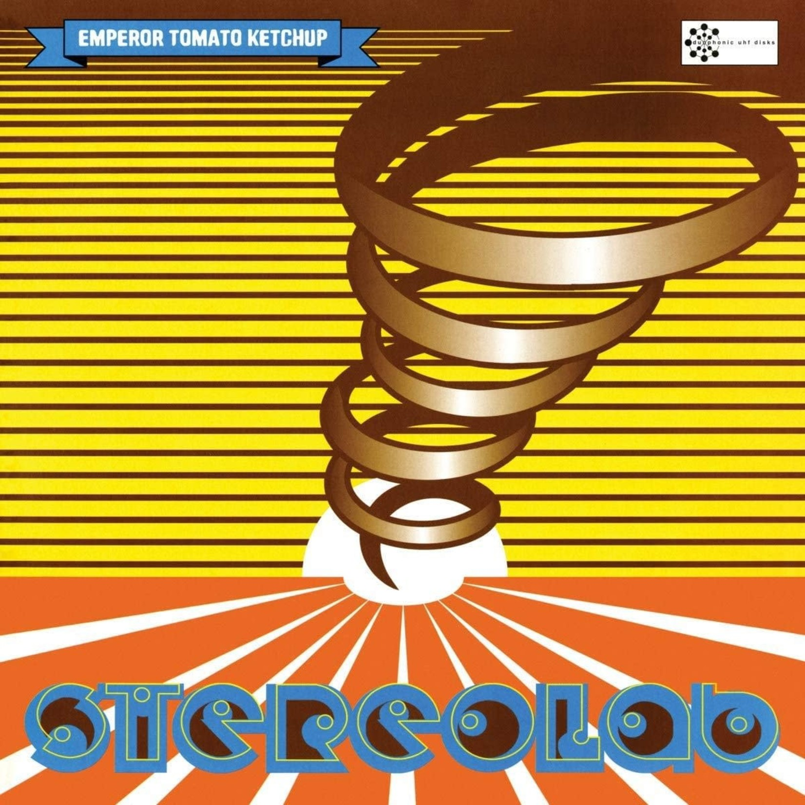 [New] Stereolab: Emperor Tomato Ketchup (3LP, Expanded Ed.)