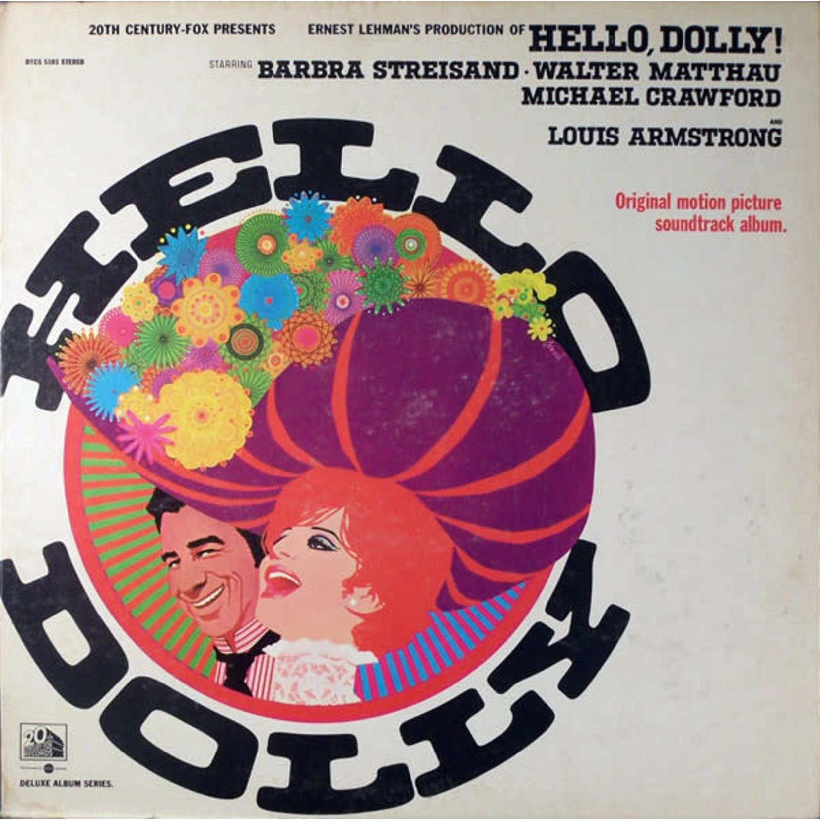 [Vintage] Various: Hello, Dolly! (starring Barbra Streisand) (Soundtrack)