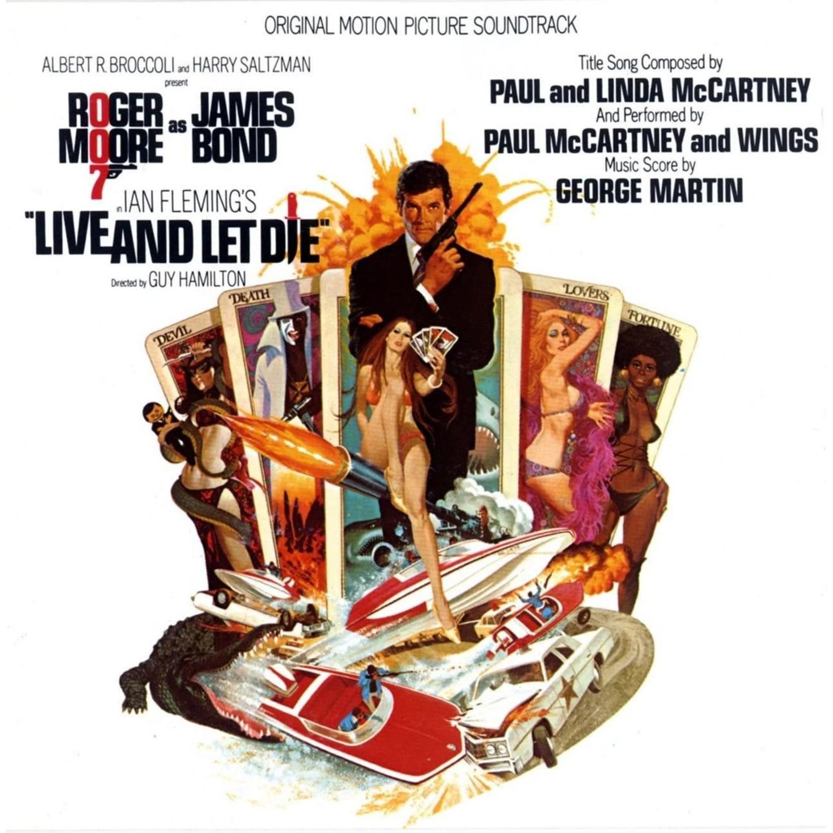 [Vintage] Various (Paul McCartney): James Bond: Live and Let Die
