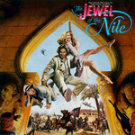 [Vintage] Various: Jewel of the Nile (Soundtrack)