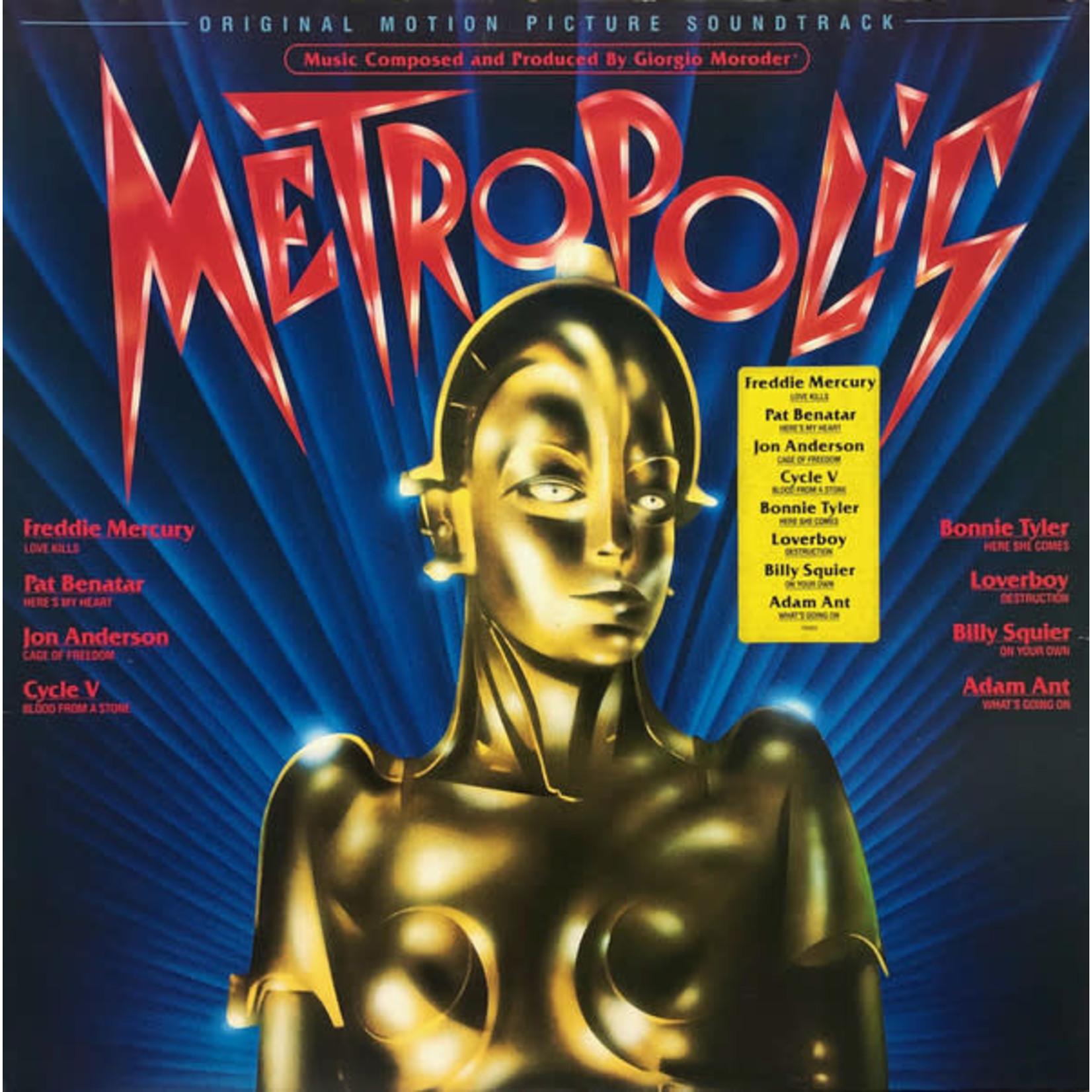 [Vintage] Various: Metropolis (Soundtrack)