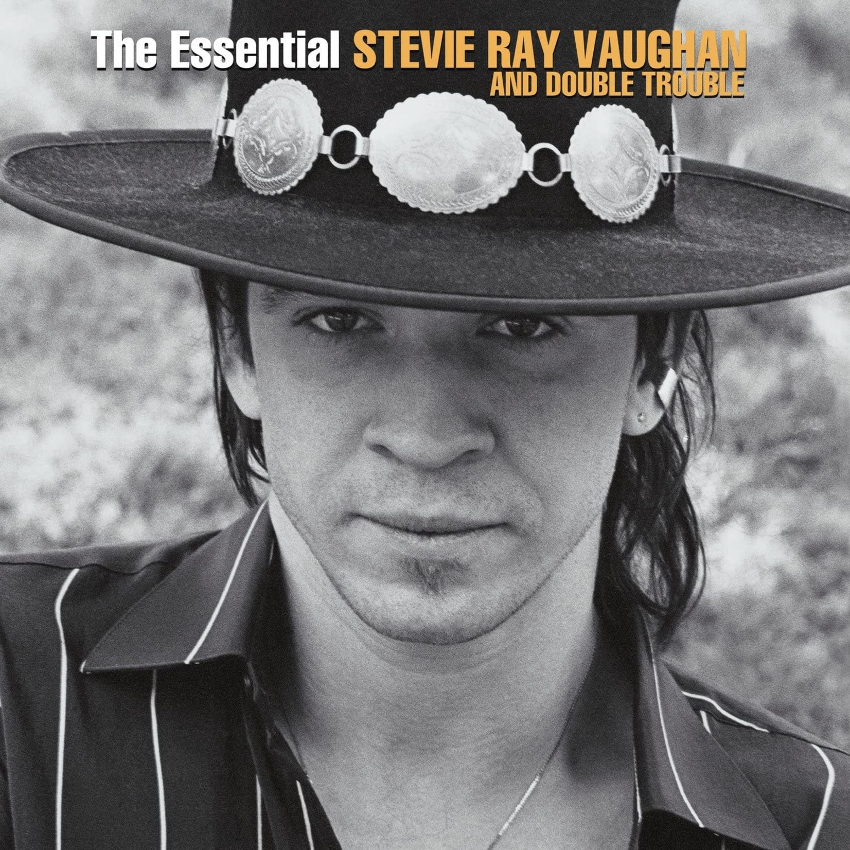 [New] Vaughan, Stevie Ray: The Essential Stevie Ray Vaughan And Double Trouble (2LP)