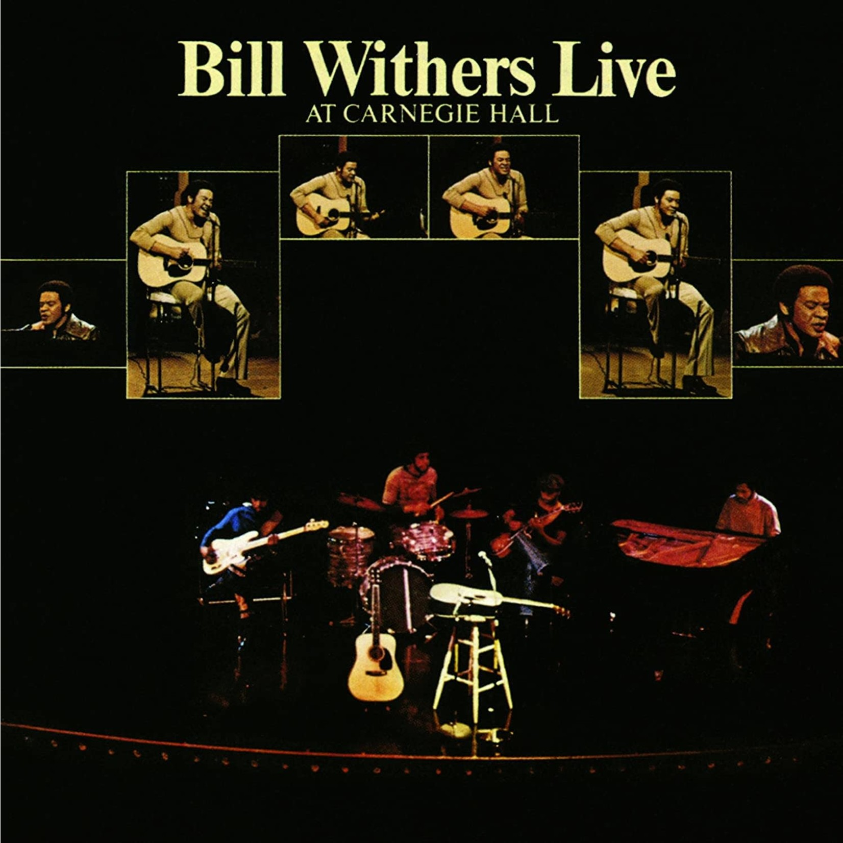 [New] Withers, Bill: Live At Carnegie Hall (2LP)