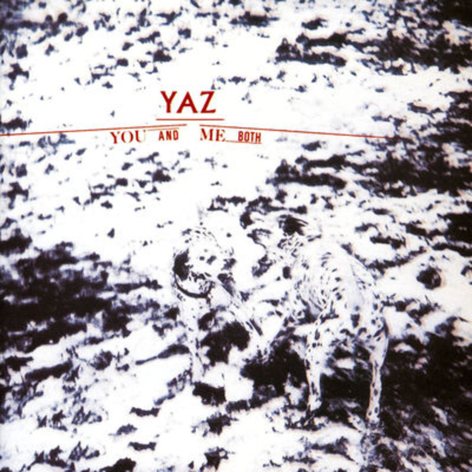 [Vintage] Yaz: You and Me Both
