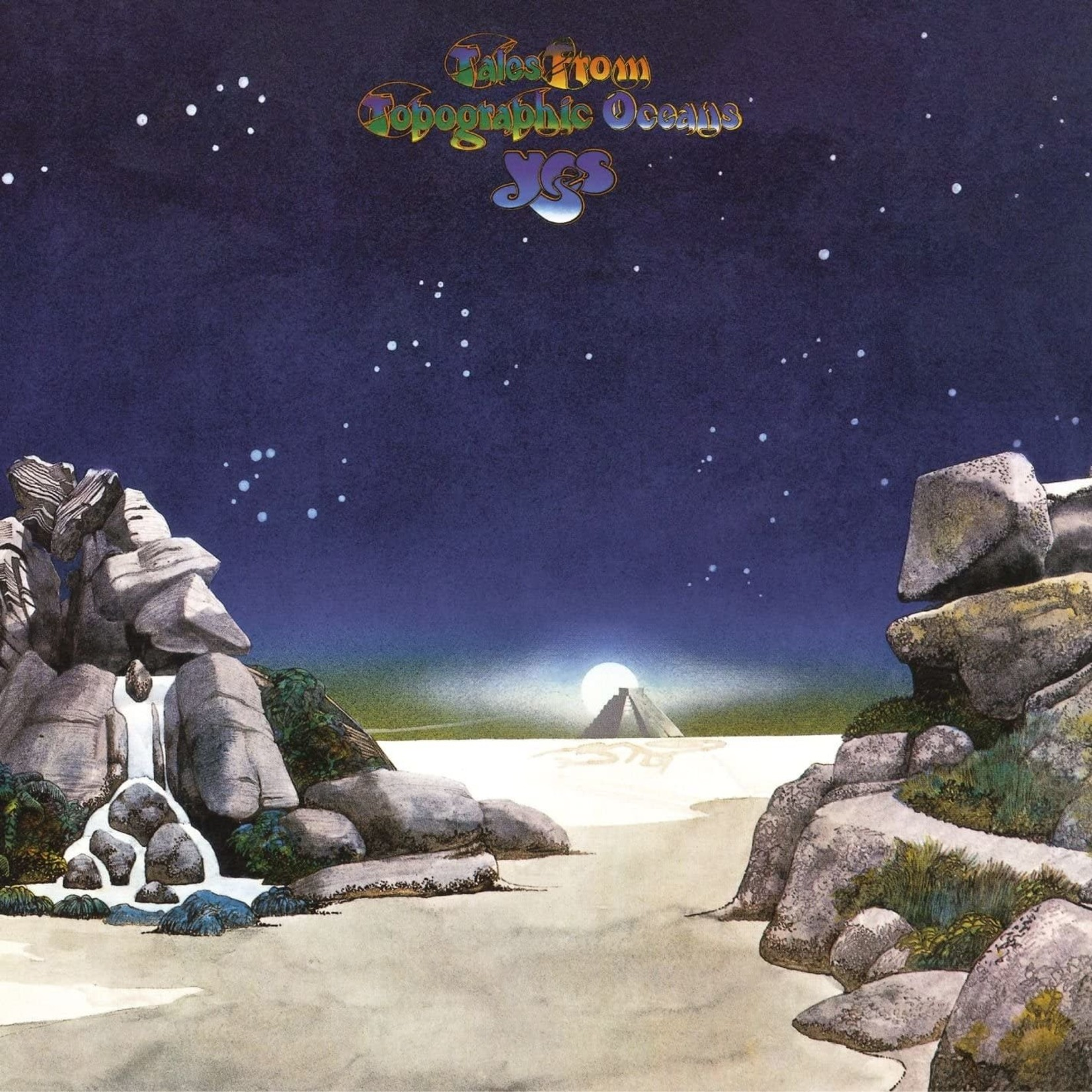 [Vintage] Yes: Tales From the Topographic Oceans