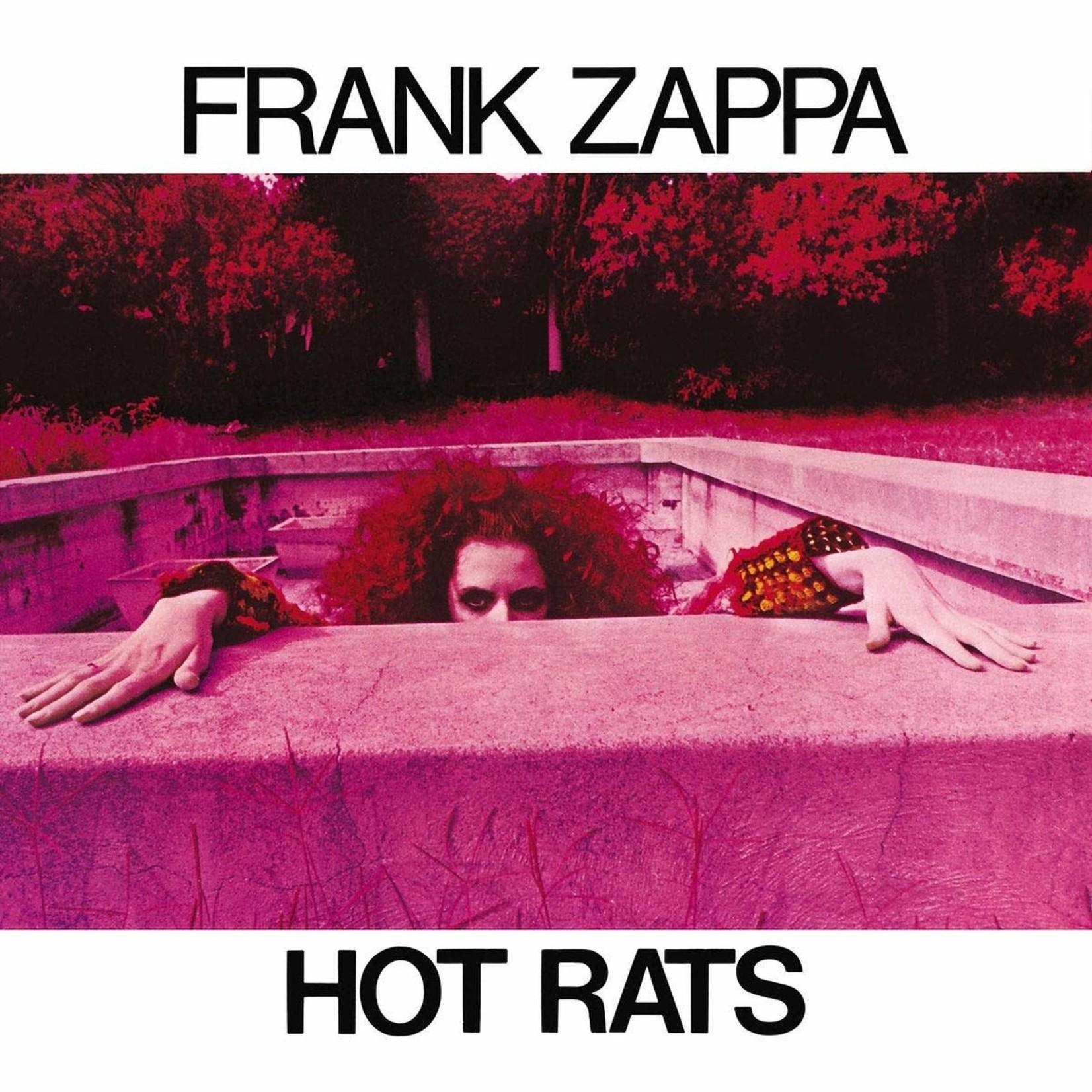 [New] Zappa, Frank: Hot Rats (50th Anniversary Ed., colour vinyl)