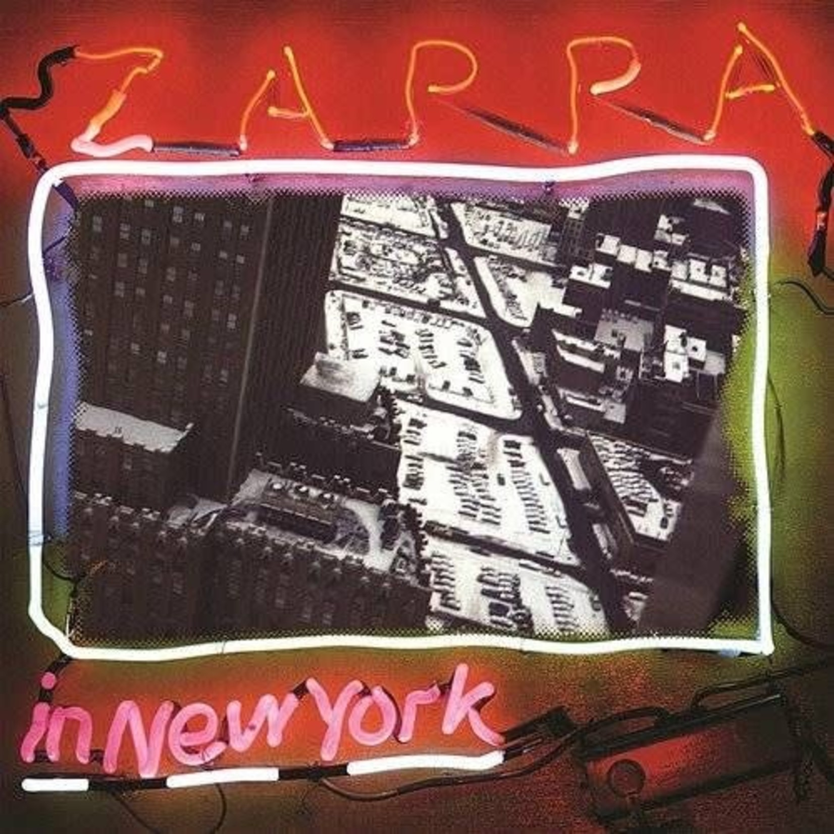 [New] Zappa, Frank: Zappa In New York (3LP, 40th Anniversary Ed.)