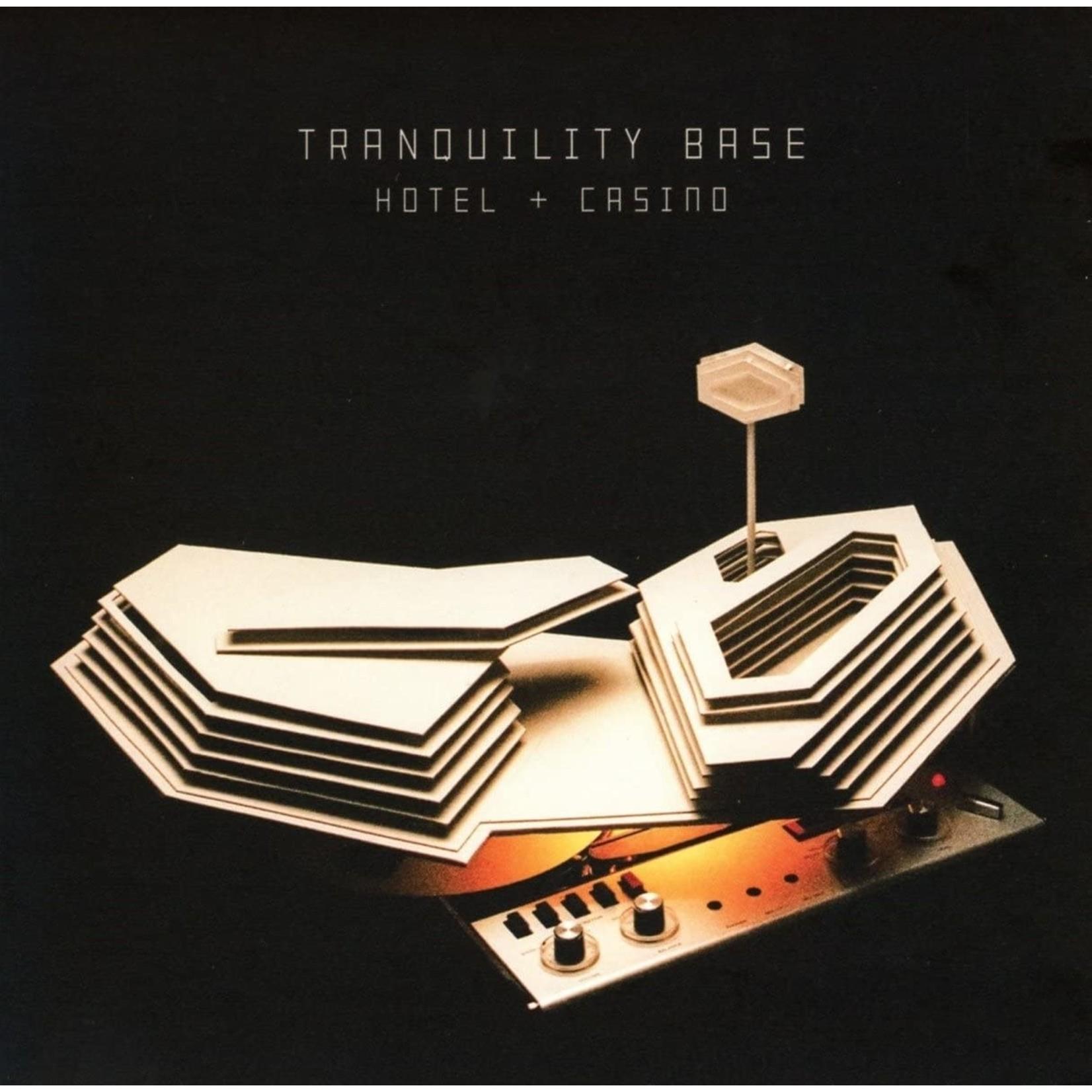 [New] Arctic Monkeys: Tranquility Base Hotel + Casino