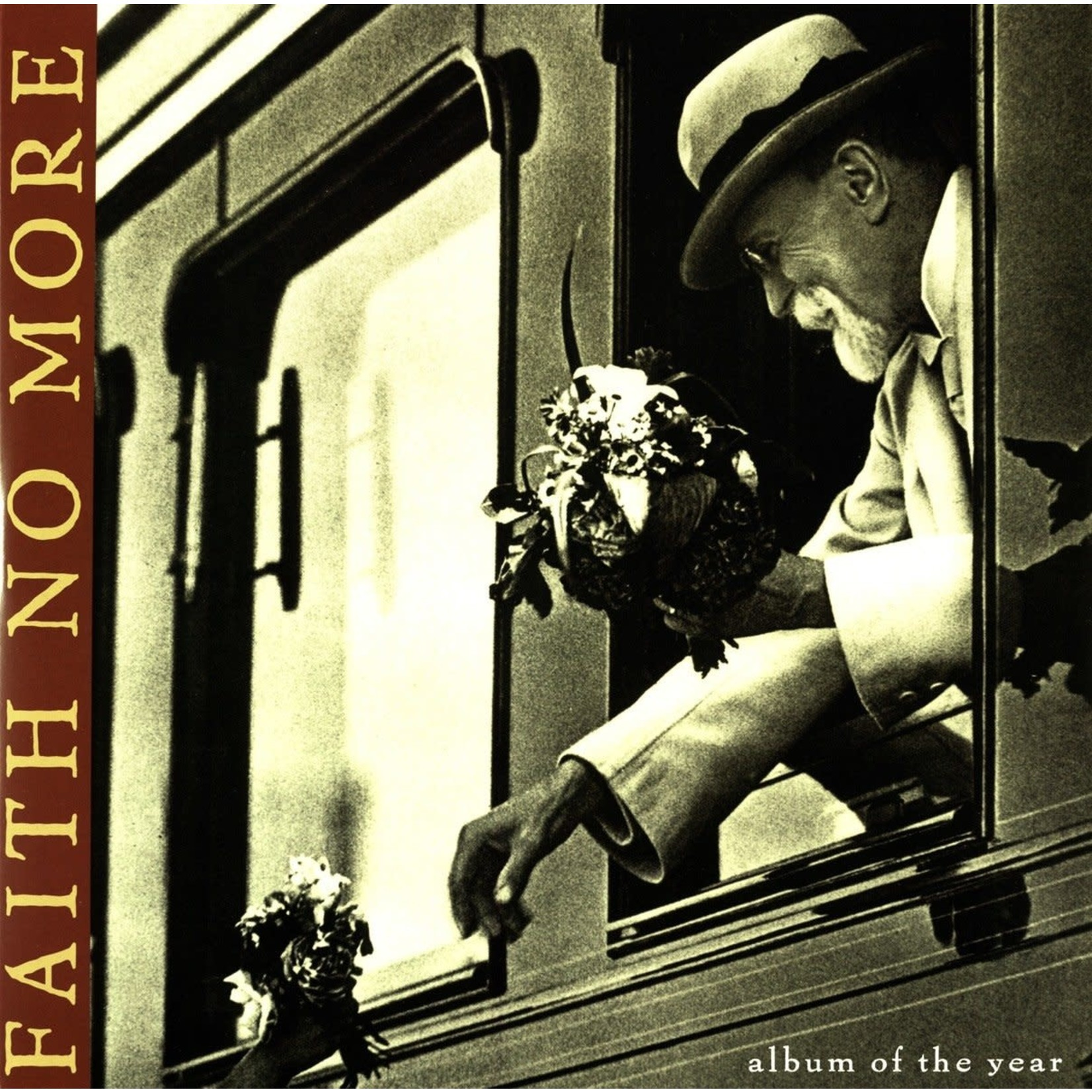 [New] Faith No More: Album Of the Year (2LP, 2016 remaster, UK import)
