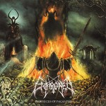 [New] Enthroned: Prophecies Of Pagan Fire (2LP, splatter vinyl)