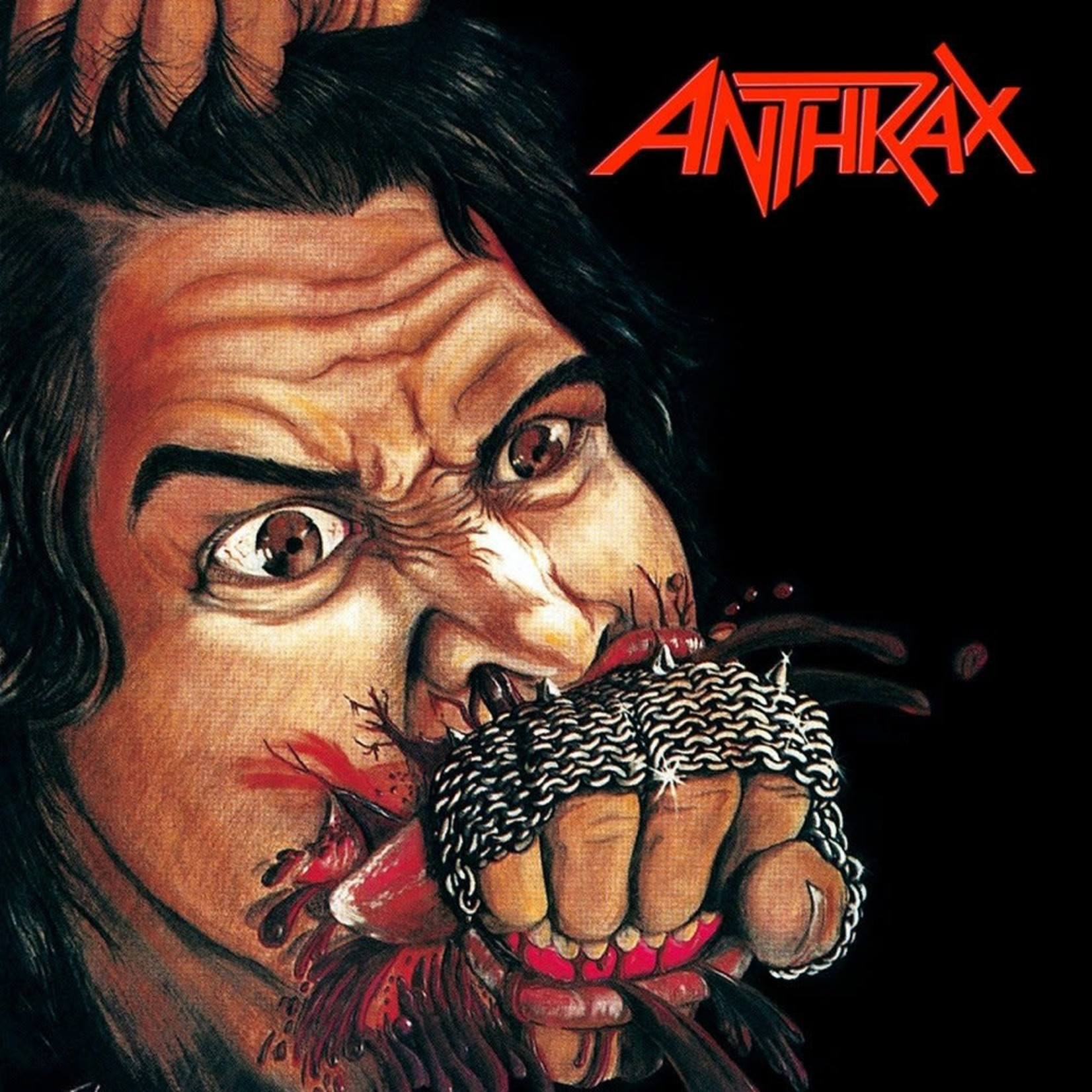 [New] Anthrax: Fistful Of Metal