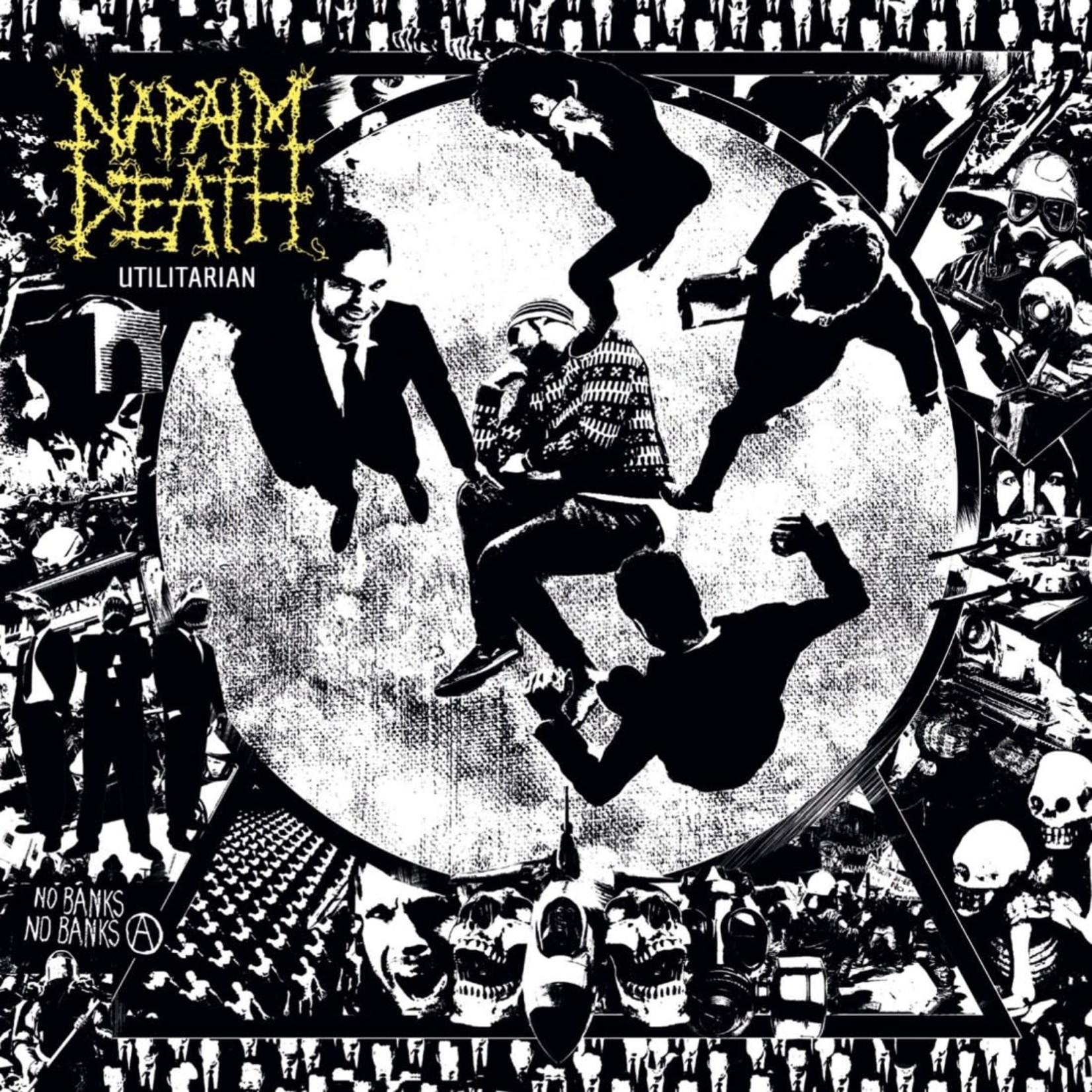 [New] Napalm Death: Utilitarian