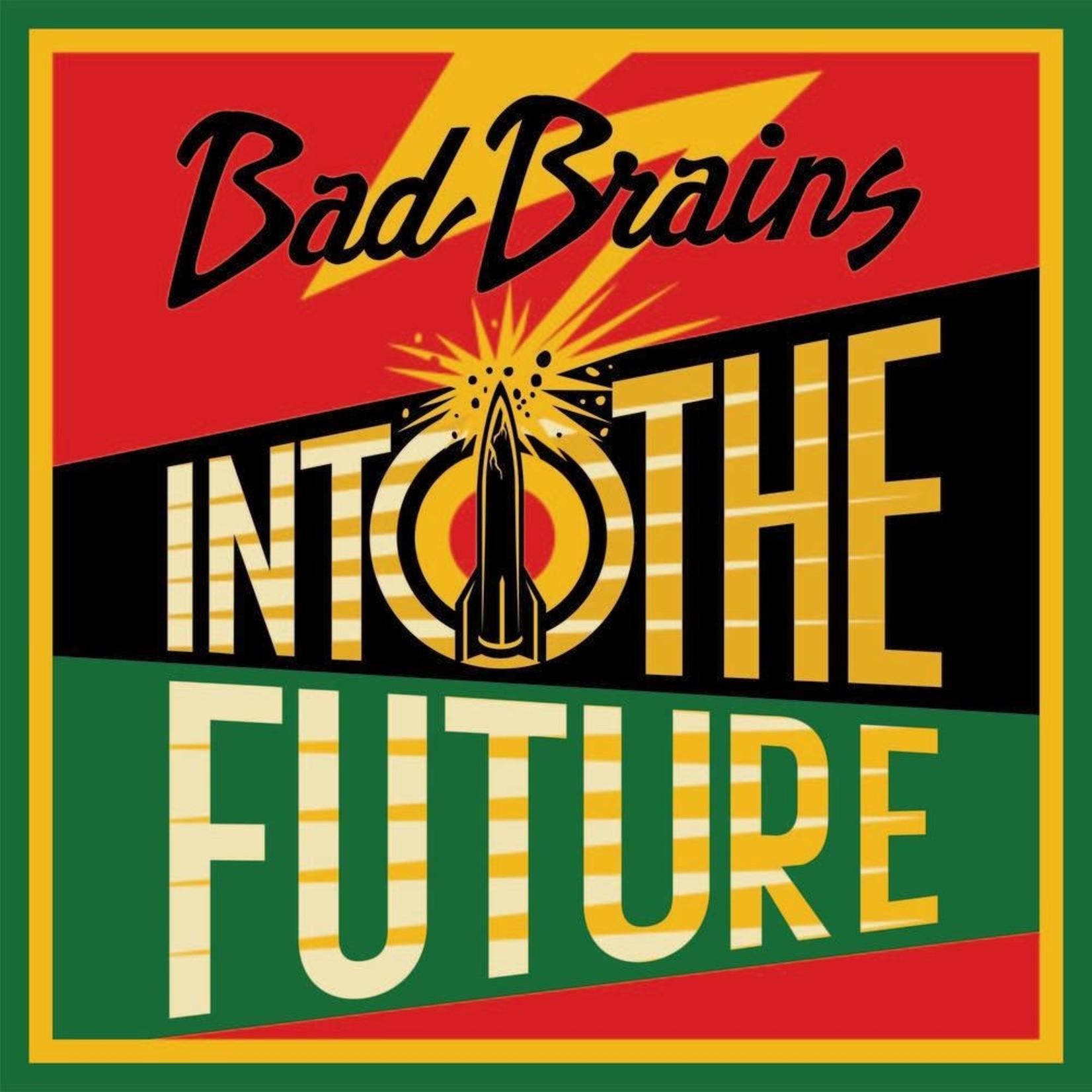[New] Bad Brains: Into The Future (Shepard Fairey alternate cover)