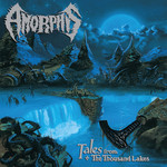 [New] Amorphis: Tales From The Thousand Lakes (Thousand Lakes Waterfall Ed., royal blue cloudy vinyl)
