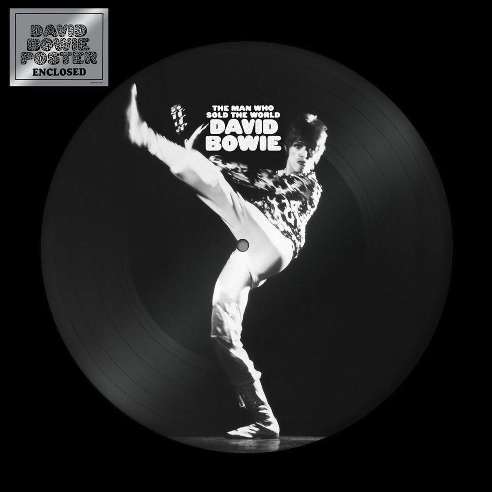 [New] Bowie, David: The Man Who Sold The World (picture disc)