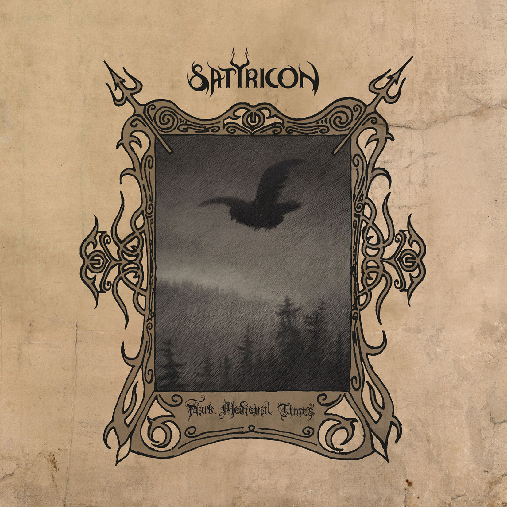 [New] Satyricon: Dark Medieval Times