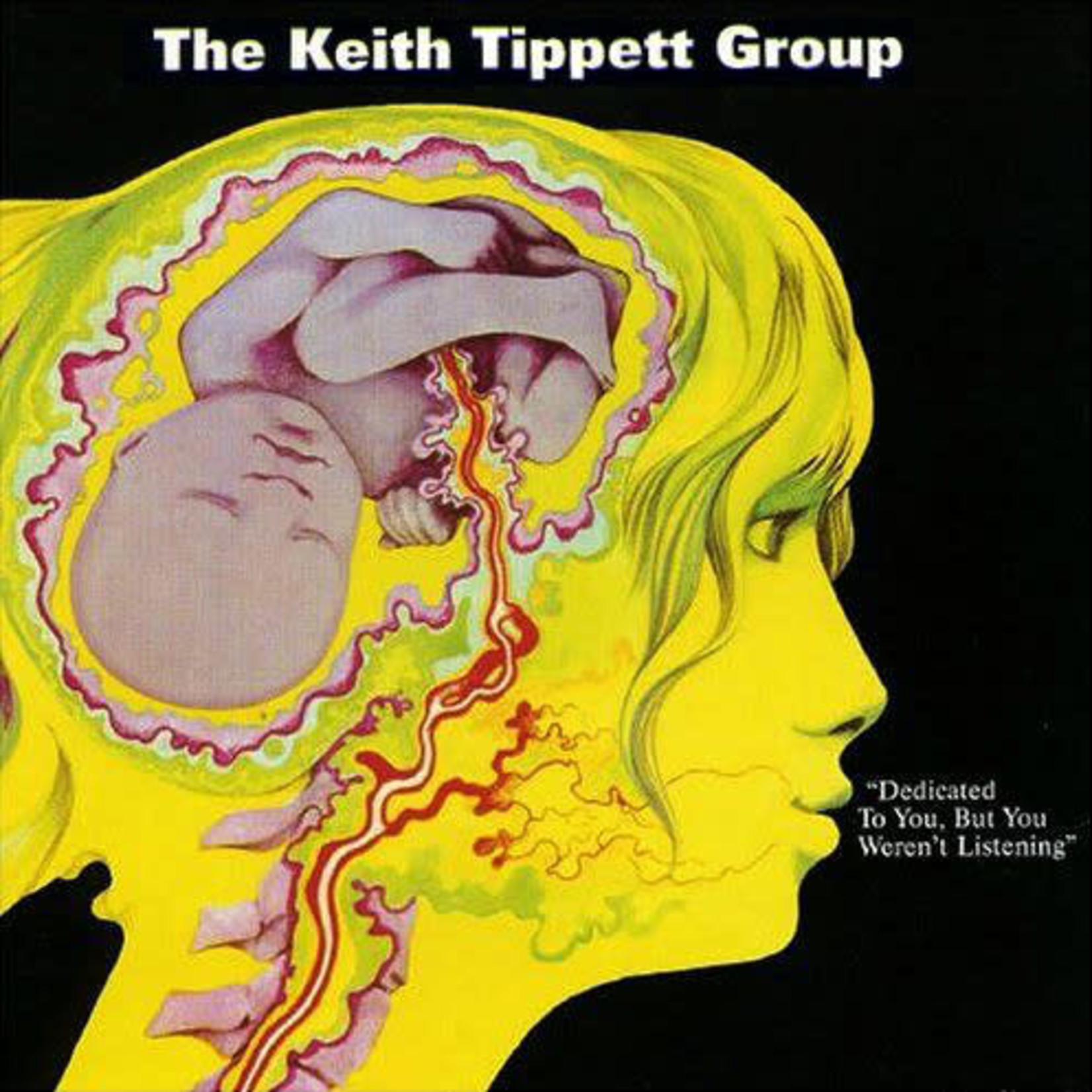 [New] Tippett, Keith Group: Dedicated To You, But You Weren t Listening
