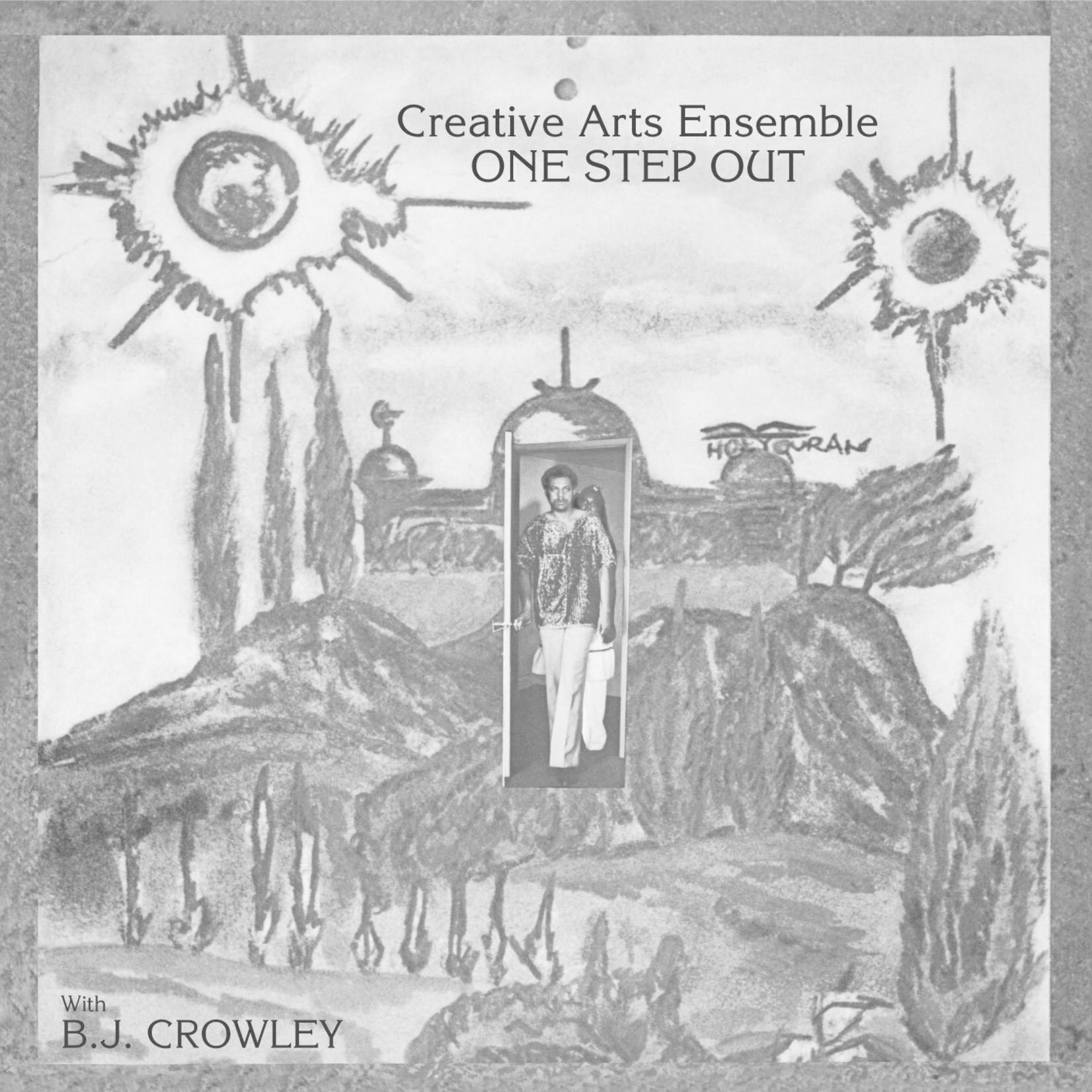 [New] Creative Arts Ensemble: One Step Out (180g)