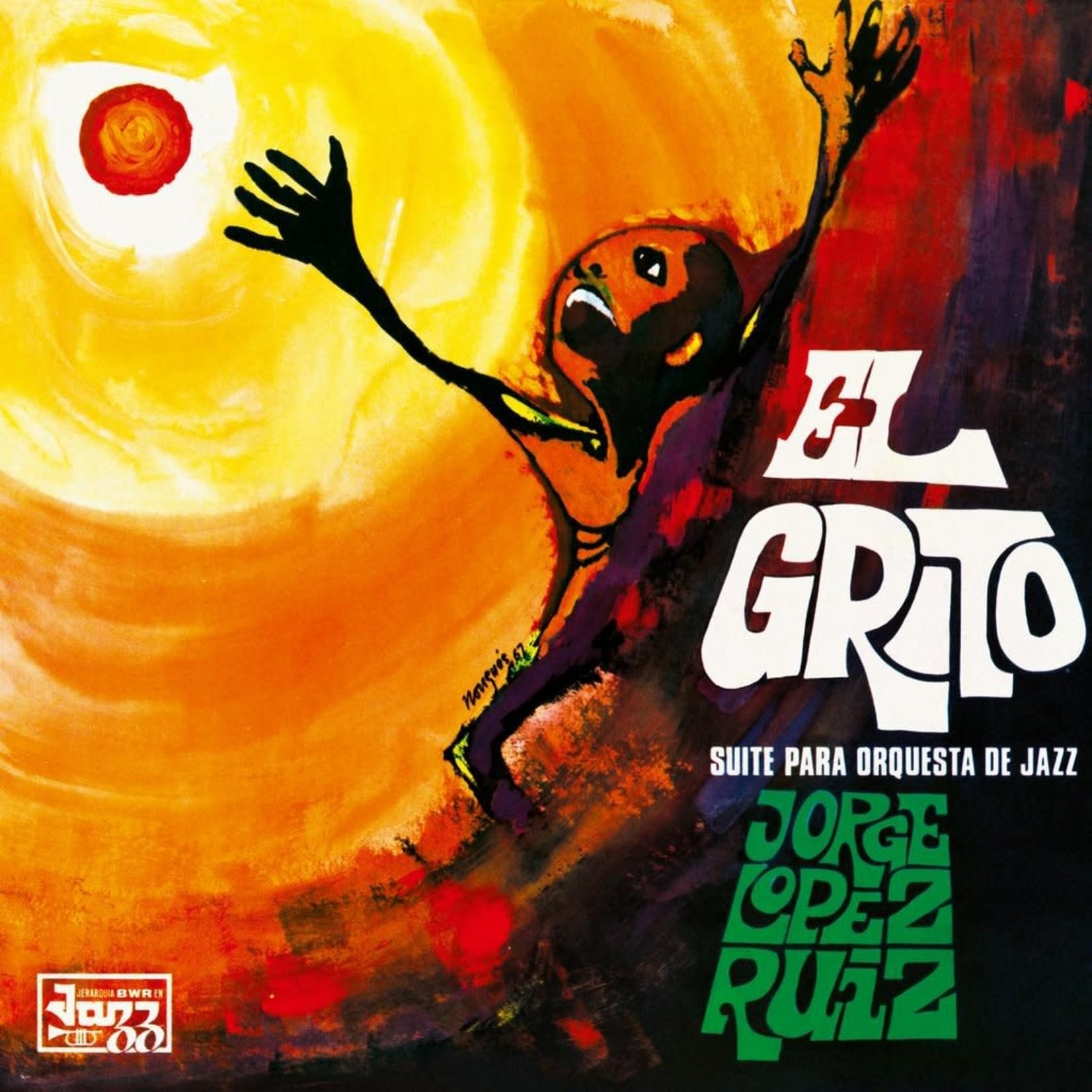 [New] Lopez Ruiz, Jorge: El Grito (Suite Para Orquesta De Jazz)